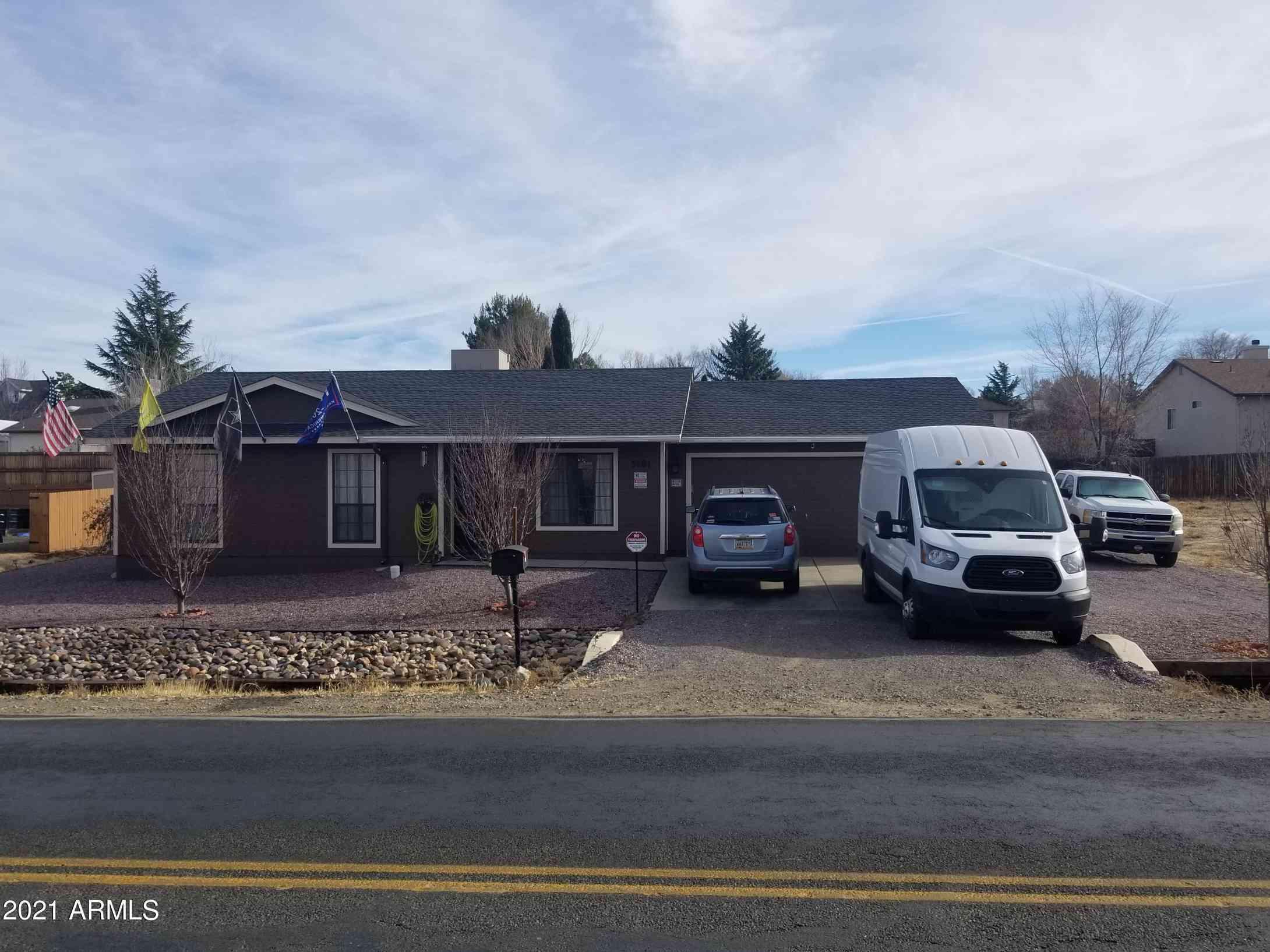 5261 N ROBERT Road, Prescott Valley, AZ, 86314,