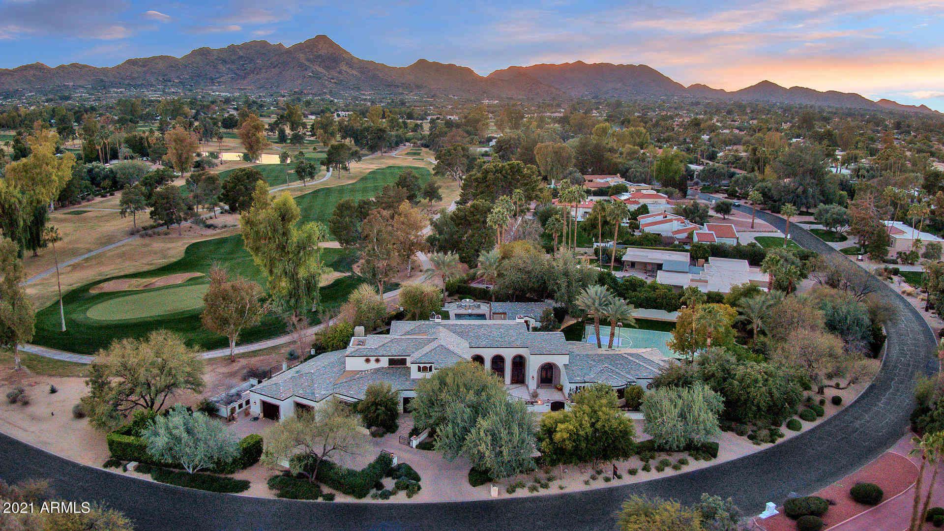 6955 E CABALLO Drive, Paradise Valley, AZ, 85253,