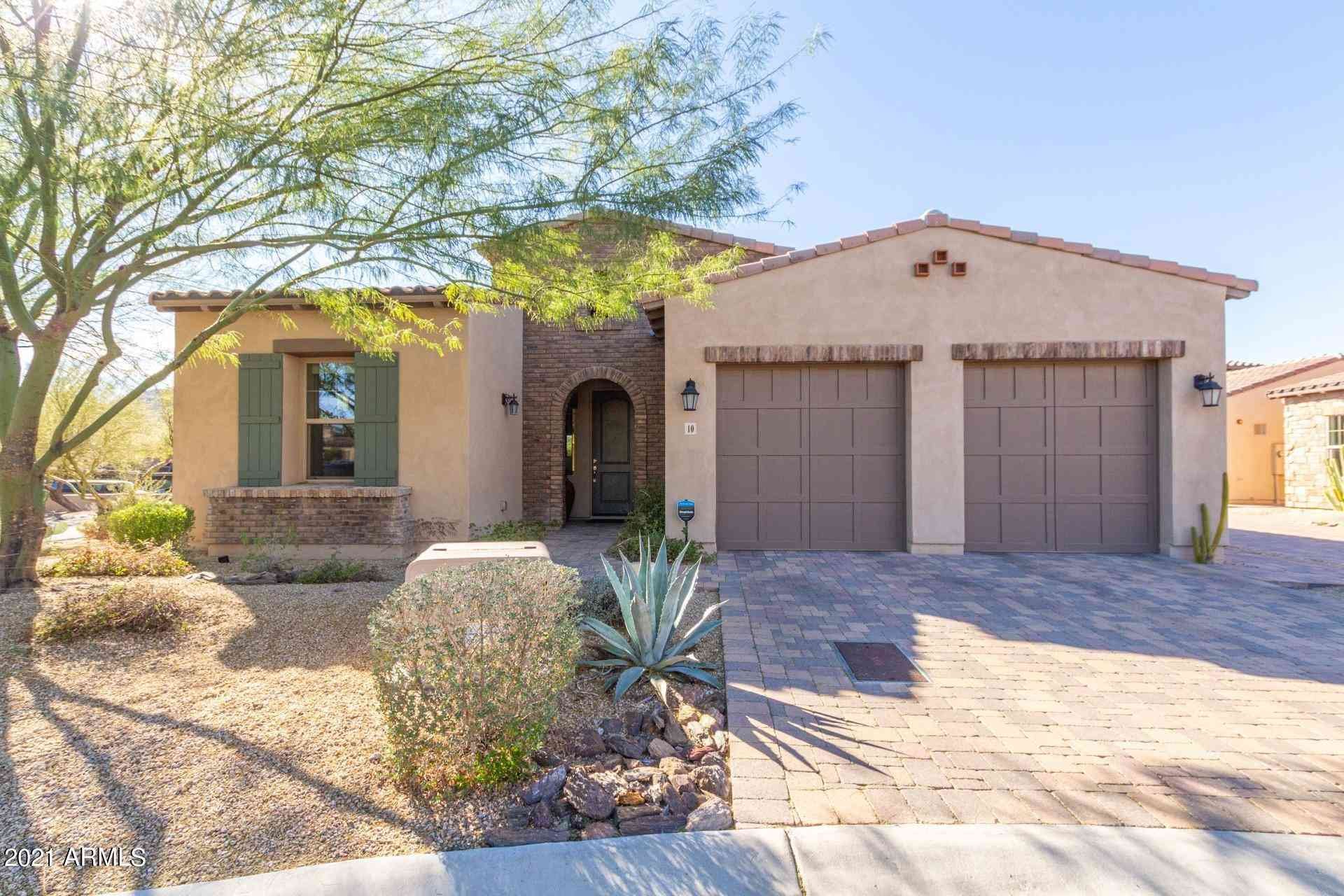 10 Almarte Circle, Carefree, AZ, 85377,