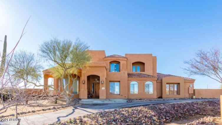 13633 E MONTGOMERY Road, Scottsdale, AZ, 85262,