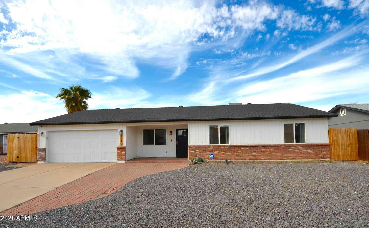 1740 S GLENVIEW --, Mesa, AZ, 85204,