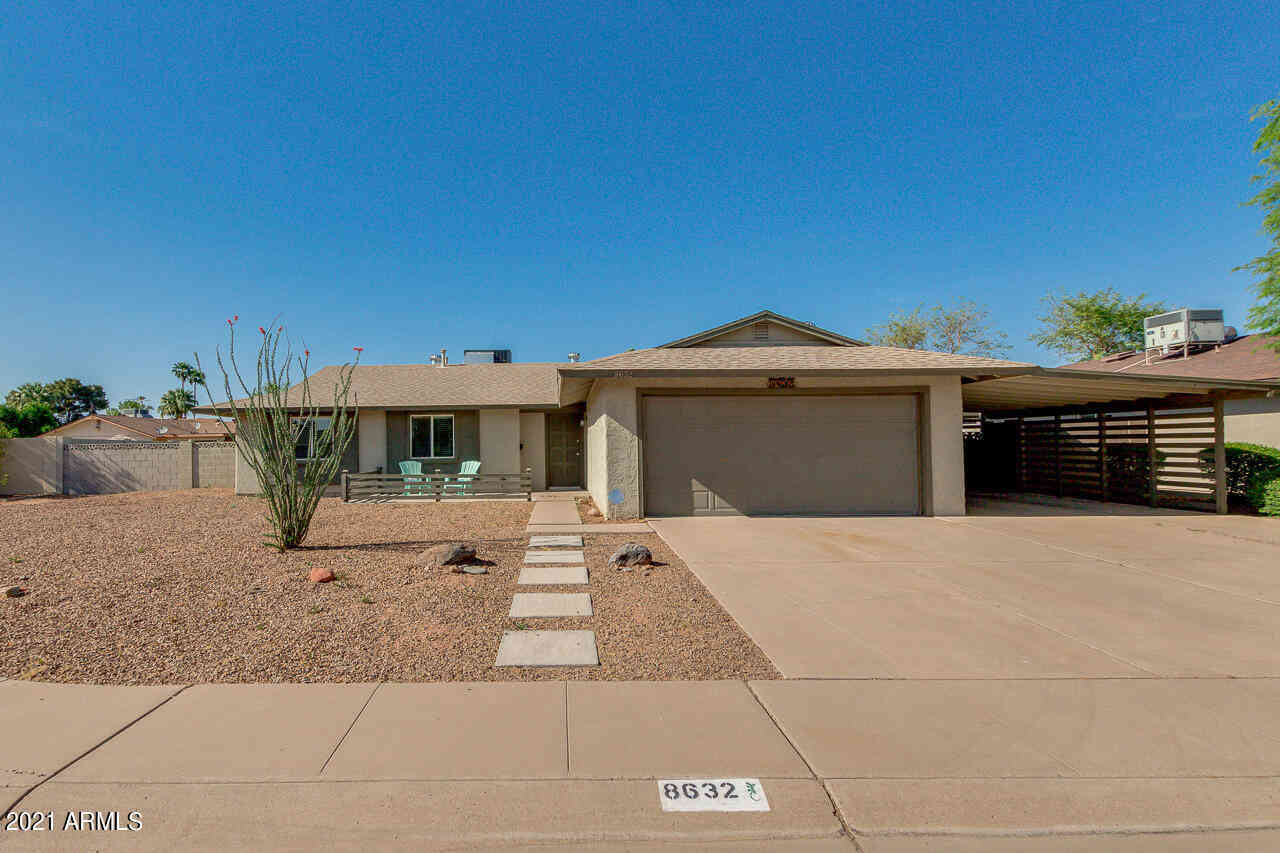 8632 E COLUMBUS Avenue, Scottsdale, AZ, 85251,