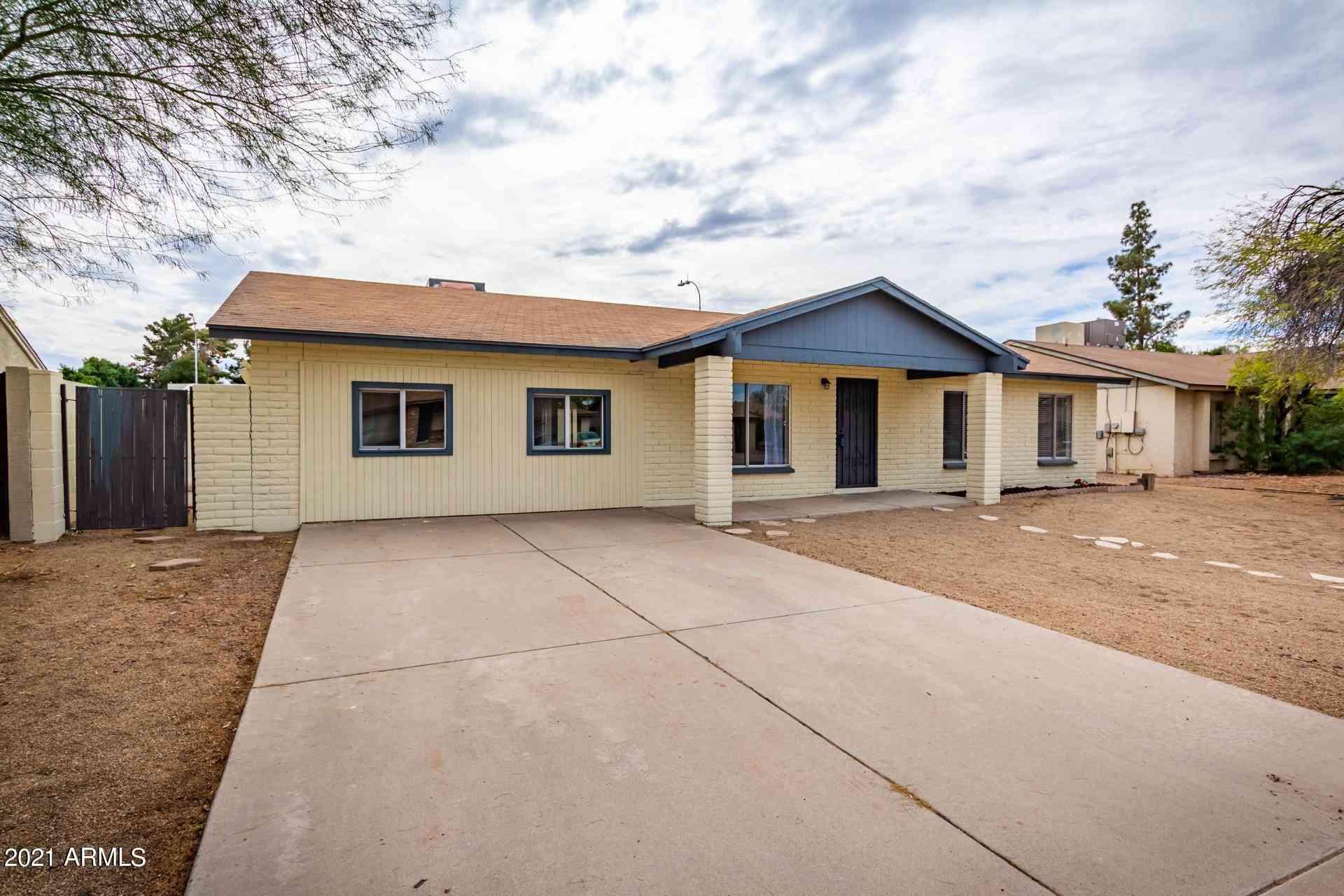 1129 W DONNER Drive, Tempe, AZ, 85282,