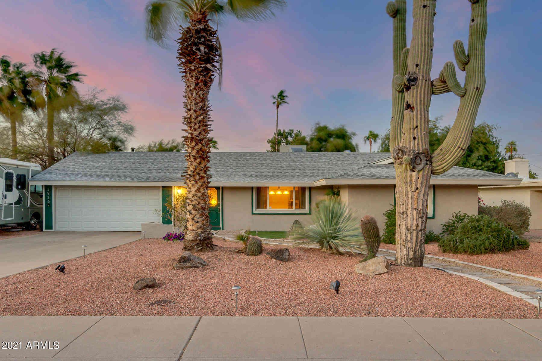 3936 E Desert Cove Avenue, Phoenix, AZ, 85028,