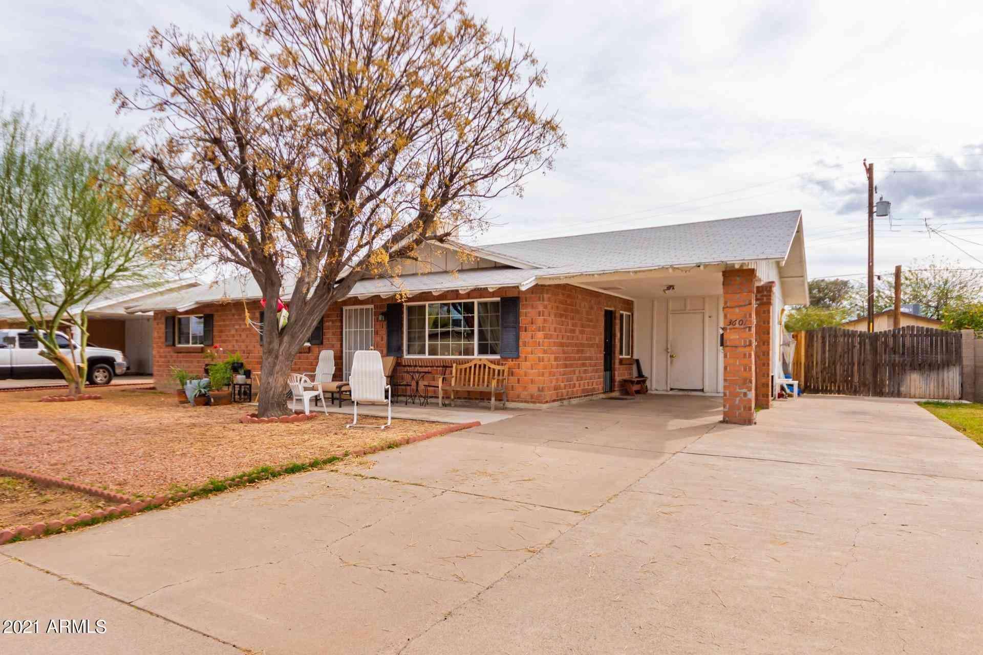 3601 W BELMONT Avenue, Phoenix, AZ, 85051,