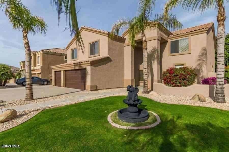 5420 W MURIEL Drive, Glendale, AZ, 85308,