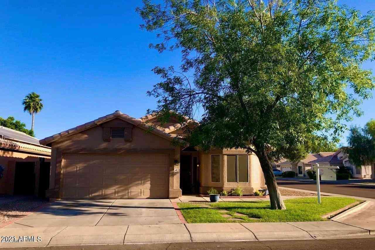 627 E PARK Avenue, Chandler, AZ, 85225,