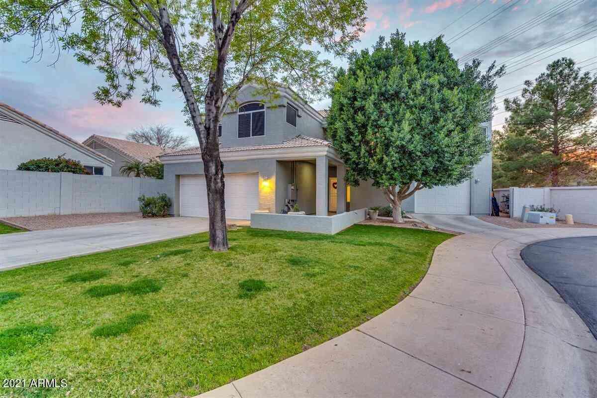 1027 N COLUMBUS Drive, Gilbert, AZ, 85234,