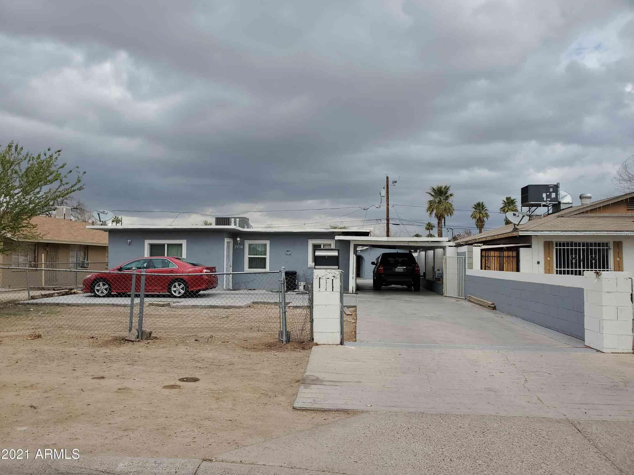 2936 W CORONADO Road, Phoenix, AZ, 85009,