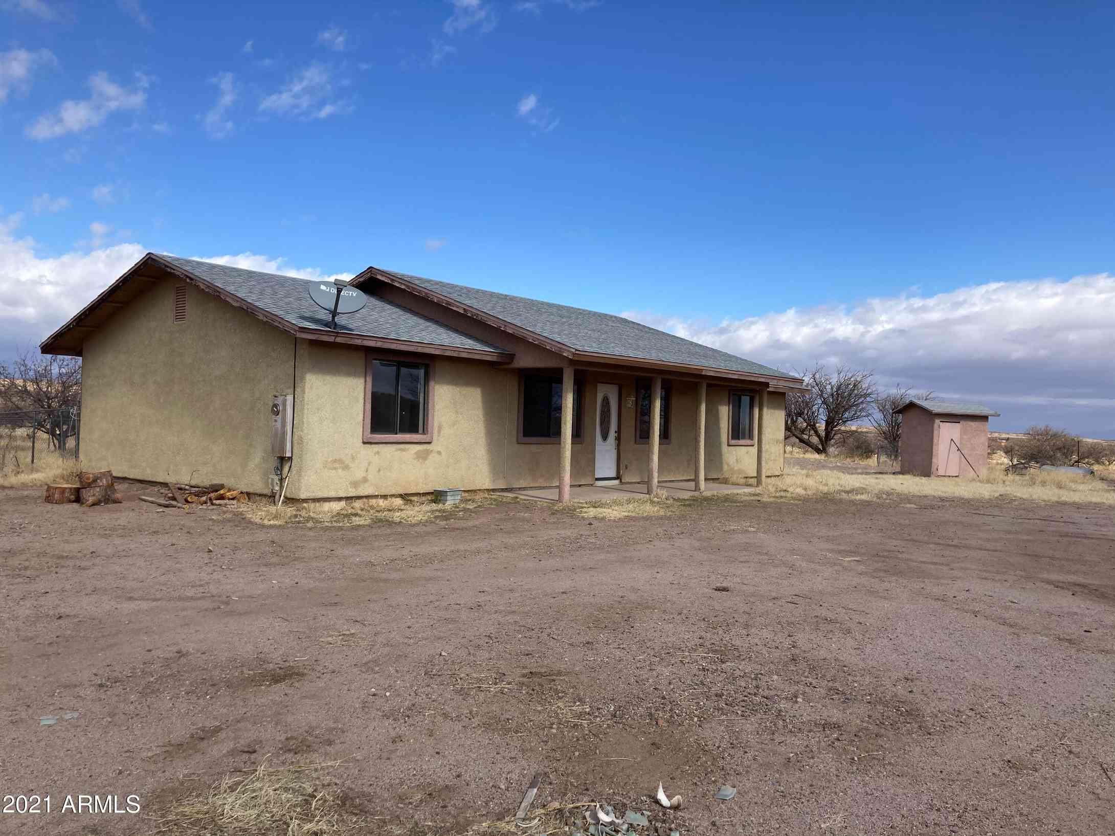 413 W MUSTANG Road, Huachuca City, AZ, 85616,