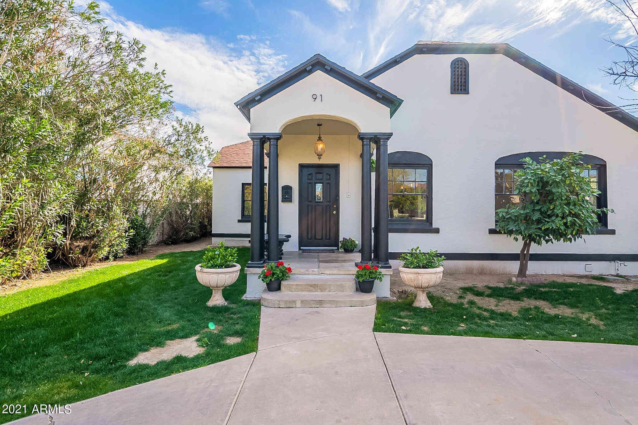 91 W WILLETTA Street, Phoenix, AZ, 85003,