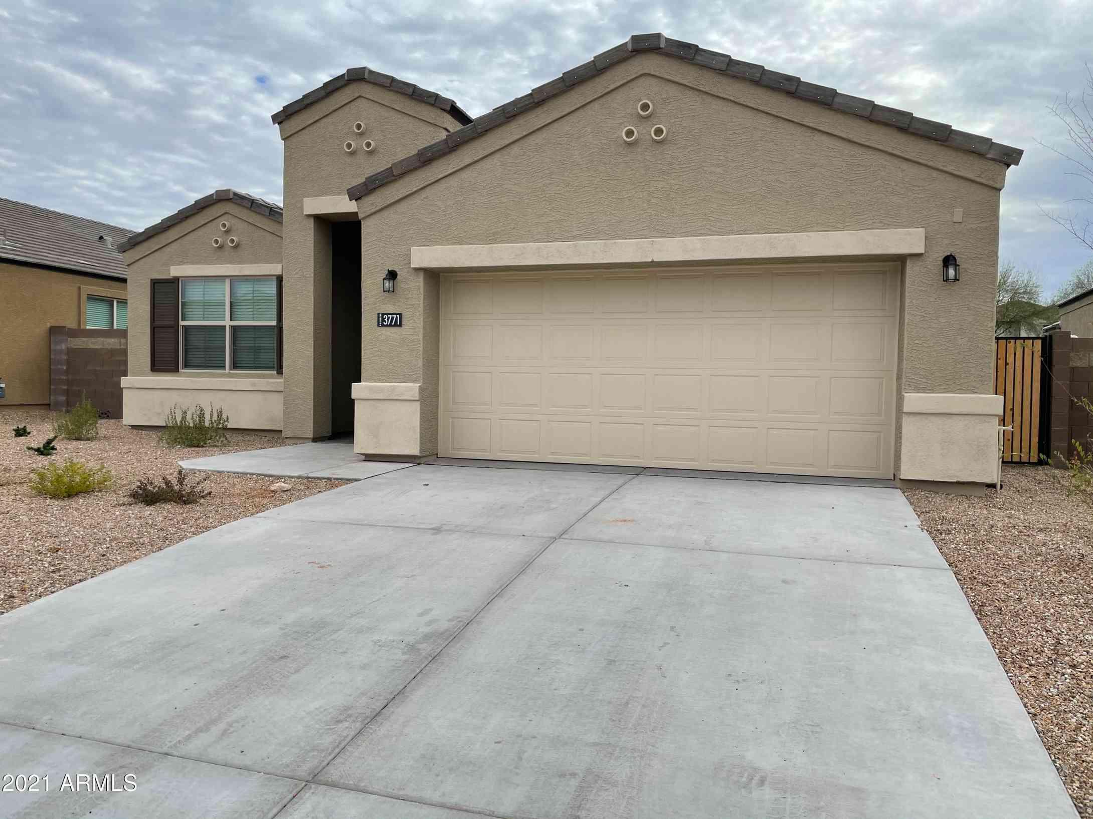 3771 N 293RD Drive, Buckeye, AZ, 85396,
