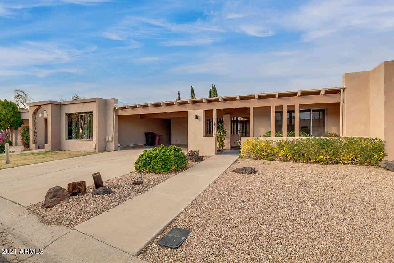 8710 E VIA DE VIVA --, Scottsdale, AZ, 85258,