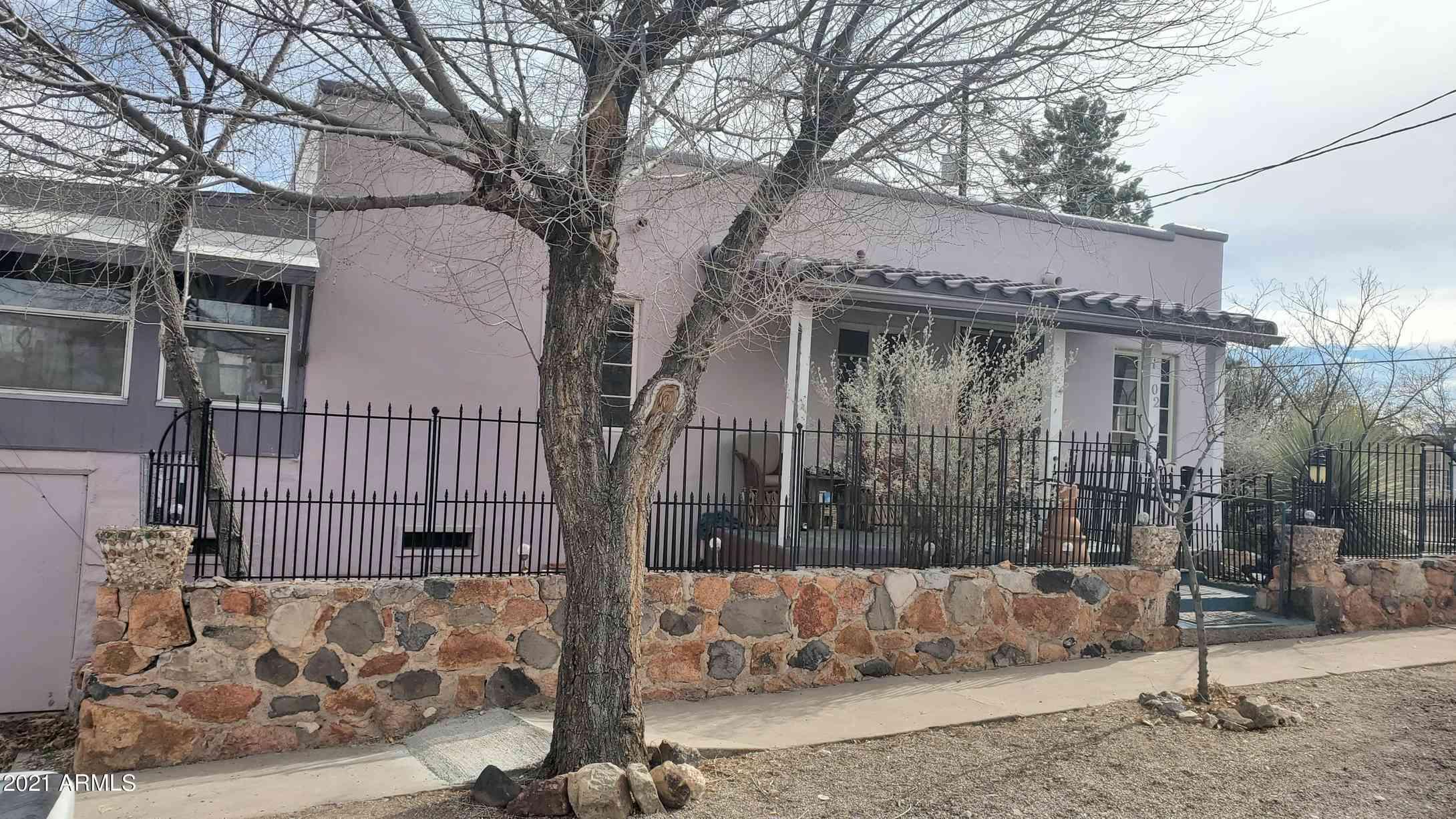 102 N 3RD Street, Tombstone, AZ, 85638,