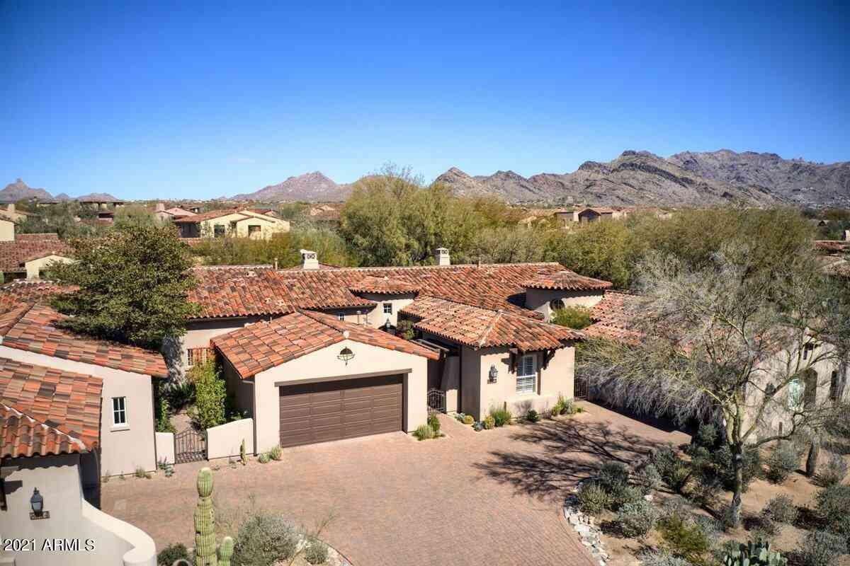 8942 E RUSTY SPUR Place, Scottsdale, AZ, 85255,