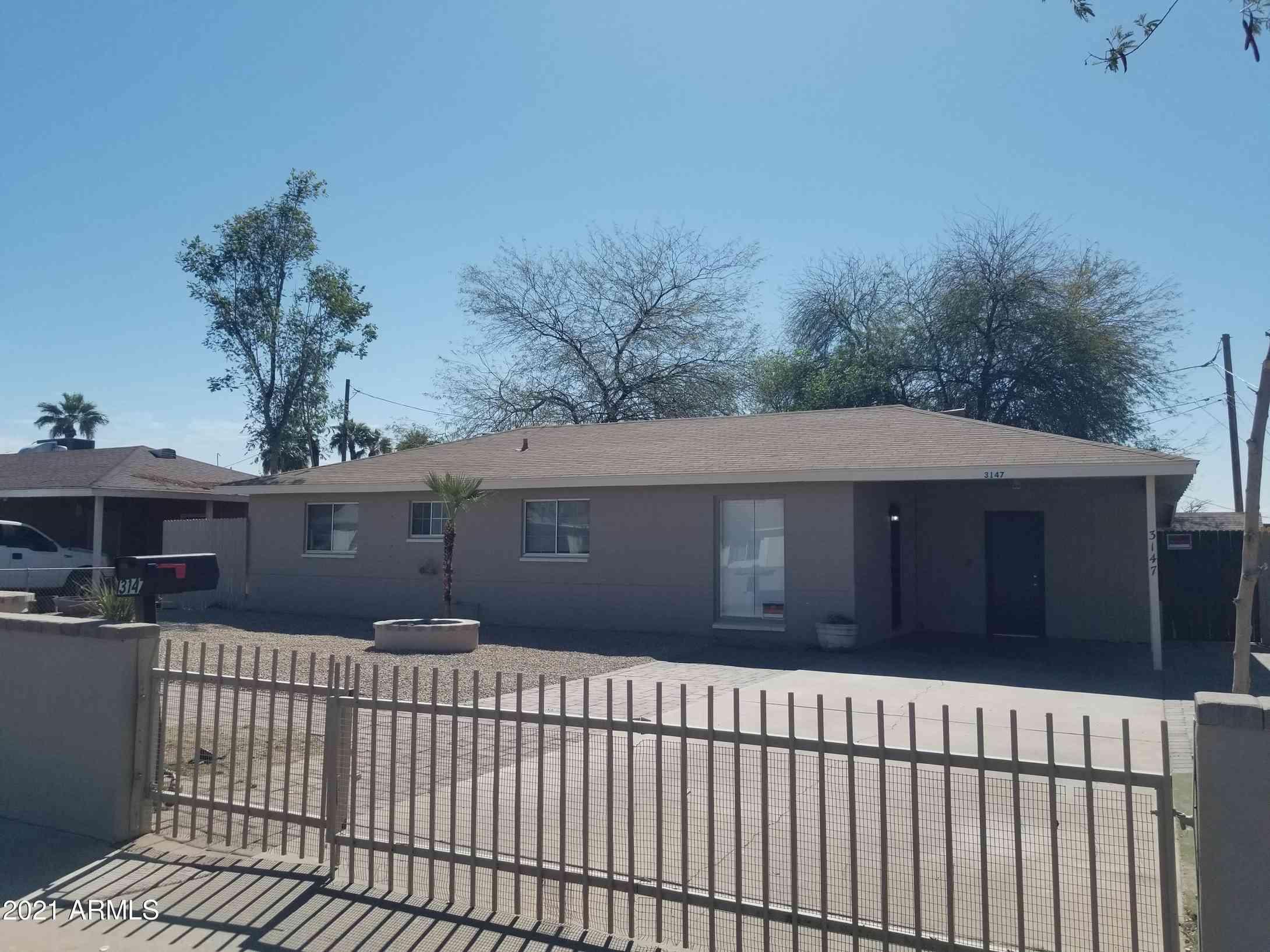 3147 W PALO VERDE Drive, Phoenix, AZ, 85017,