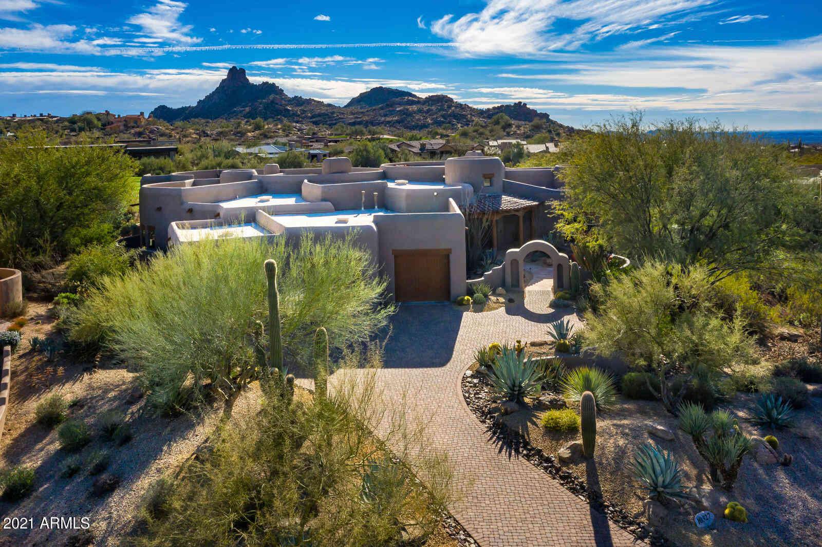 10327 E WHITE  FEATHER Lane, Scottsdale, AZ, 85262,