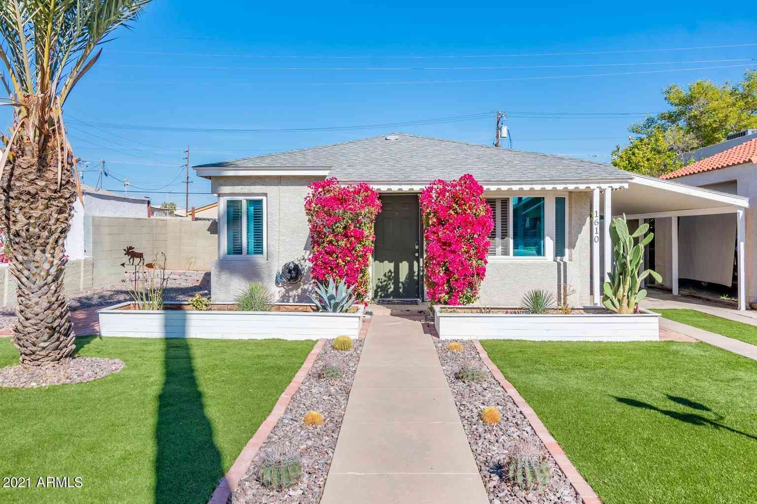 1610 W LYNWOOD Street, Phoenix, AZ, 85007,