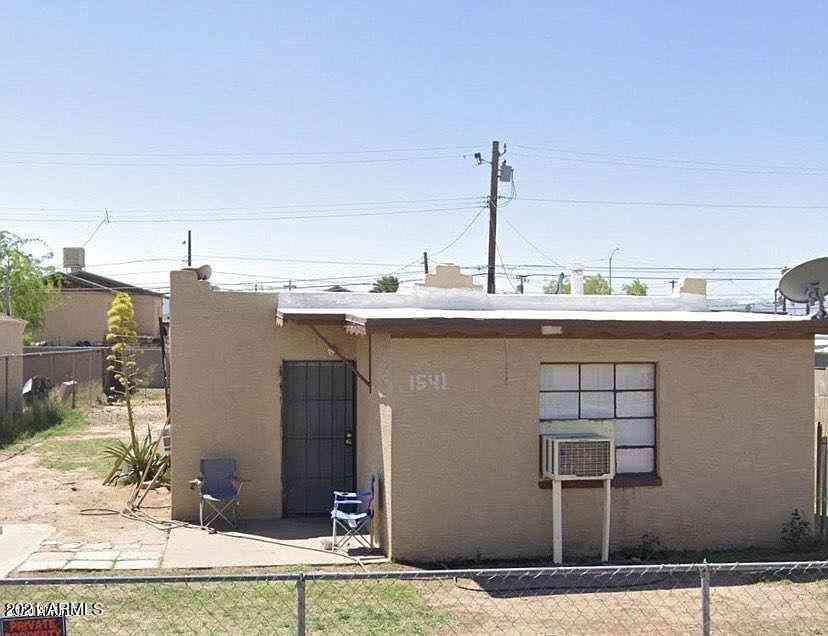 1541 W MARICOPA Street, Phoenix, AZ, 85007,