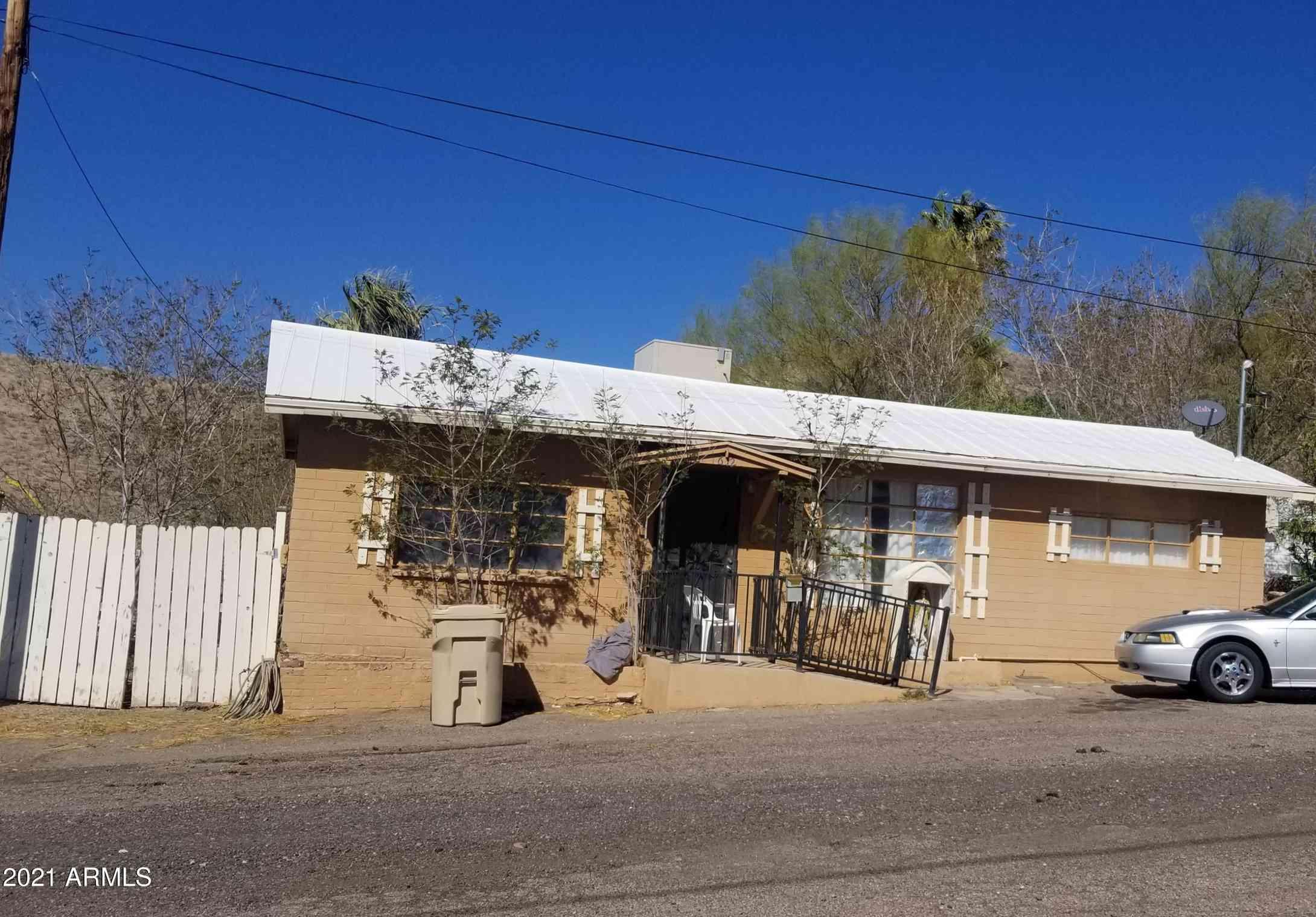 612 W PORPHYRY Street, Superior, AZ, 85173,