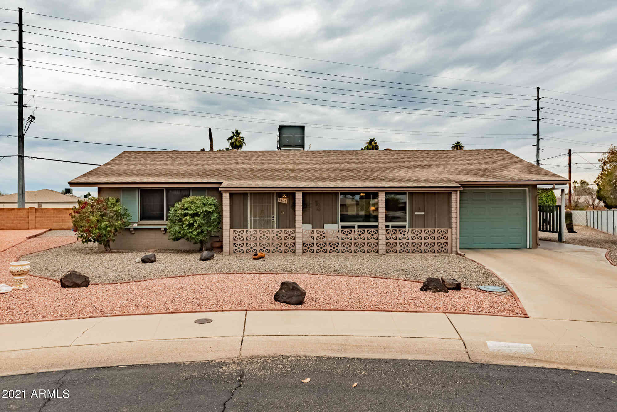 9901 W PEBBLE BEACH Drive, Sun City, AZ, 85351,