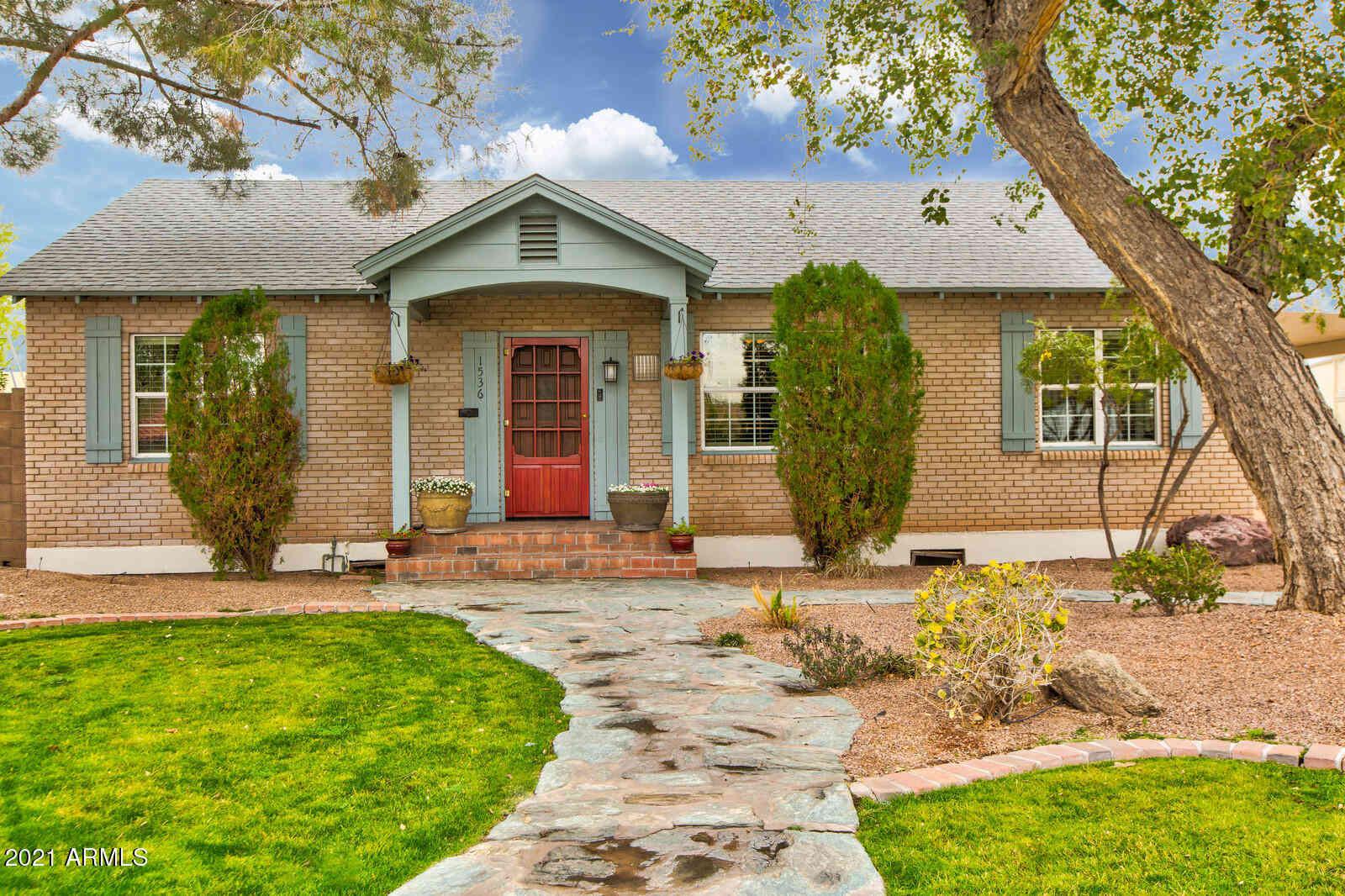 1536 W WILSHIRE Drive, Phoenix, AZ, 85007,