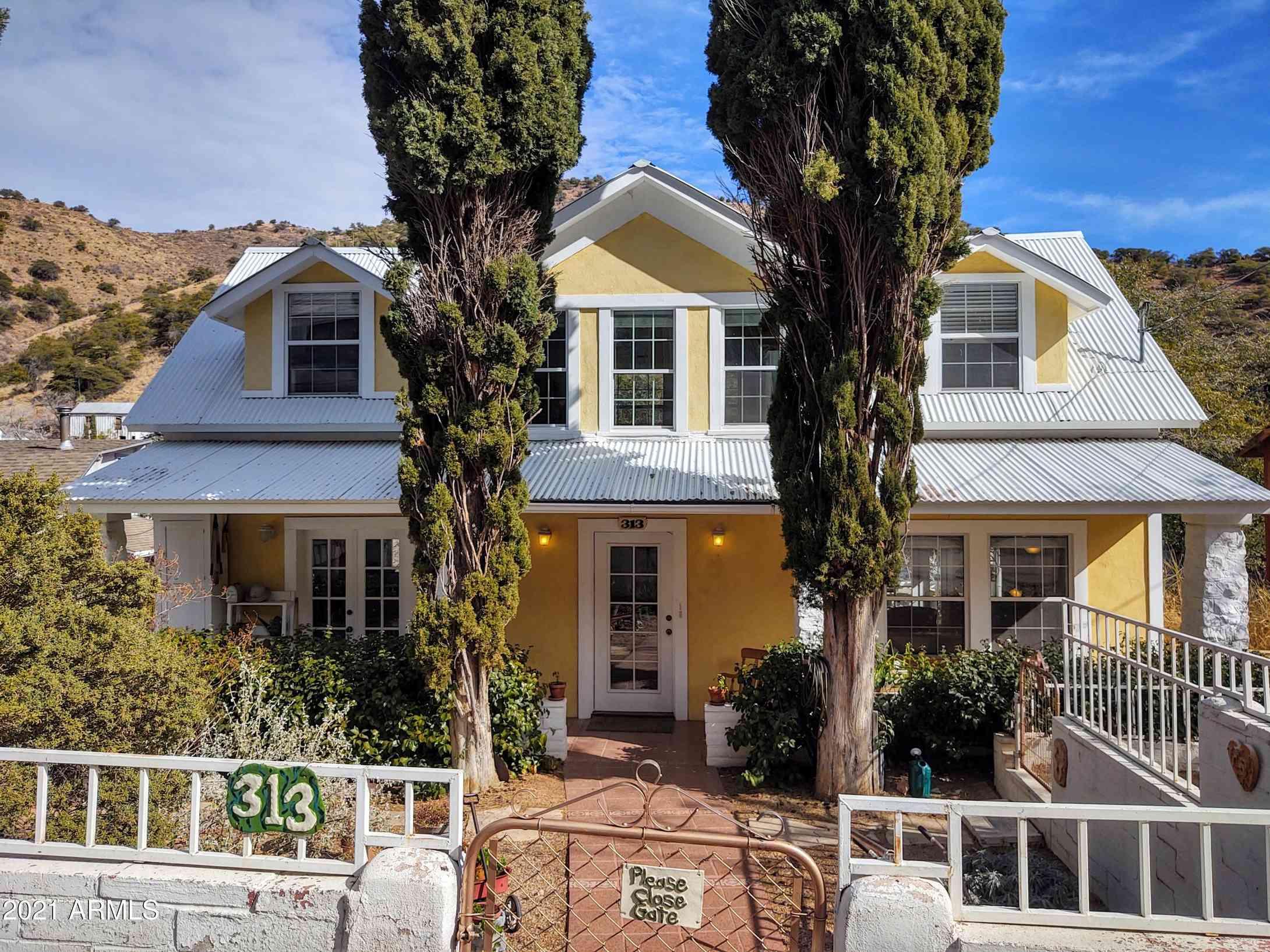 313 O'Hara Avenue, Bisbee, AZ, 85603,