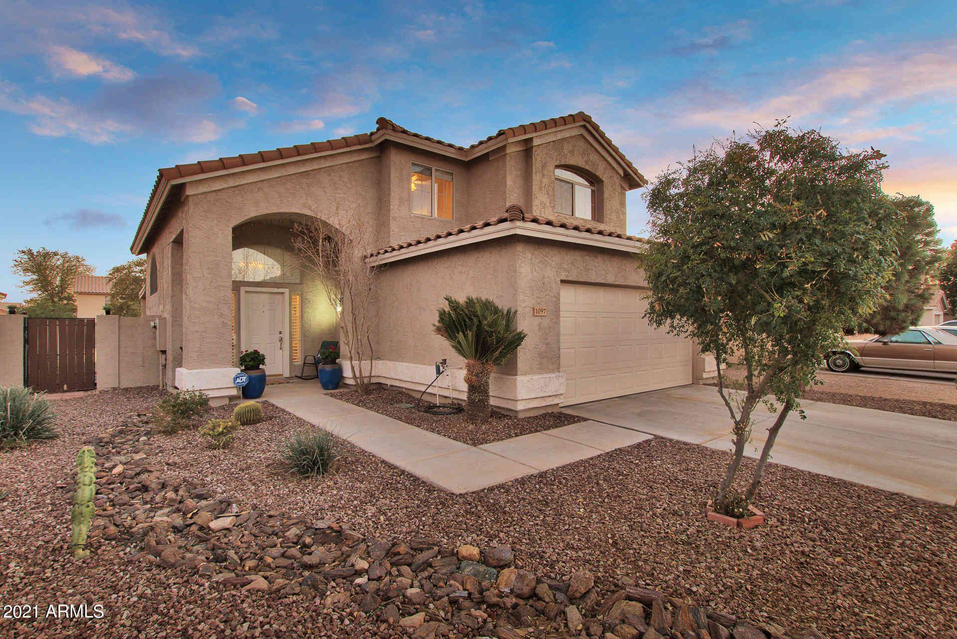 1097 W SWAN Drive, Chandler, AZ, 85286,