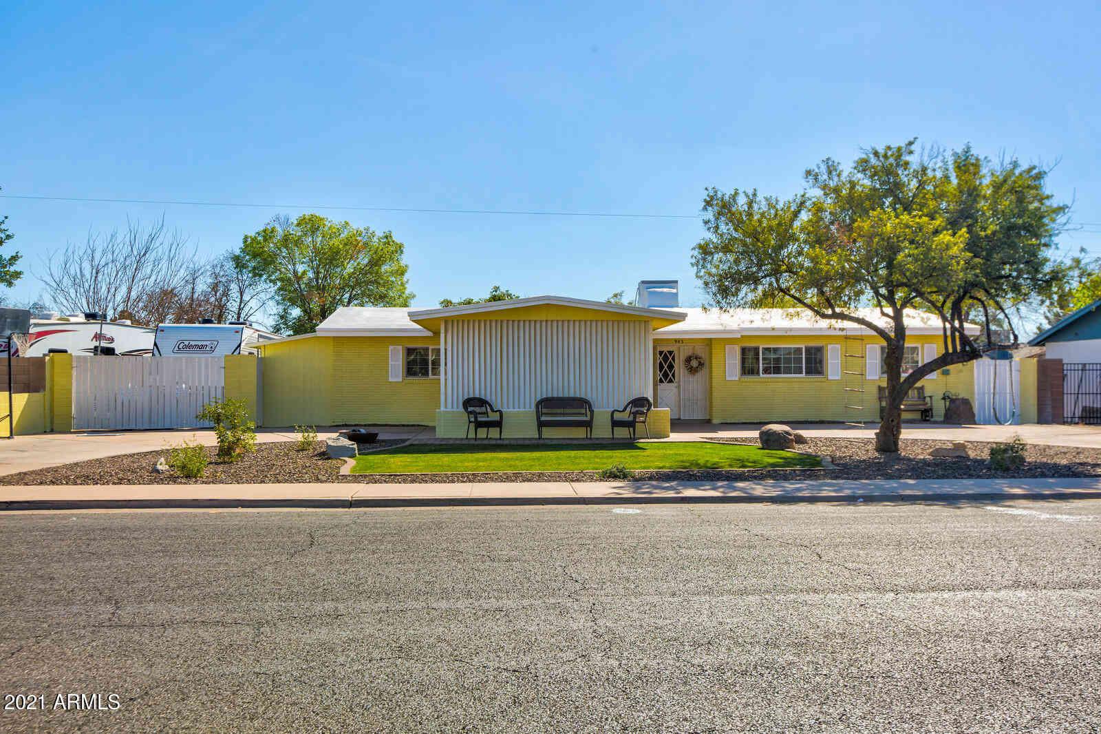 943 E 9TH Street, Mesa, AZ, 85203,