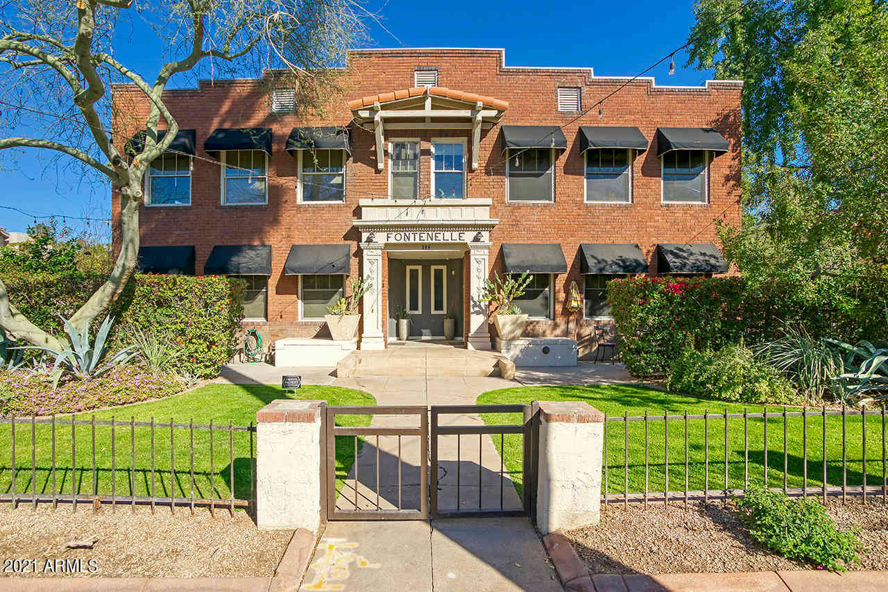 304 W ROOSEVELT Street #102, Phoenix, AZ, 85003,