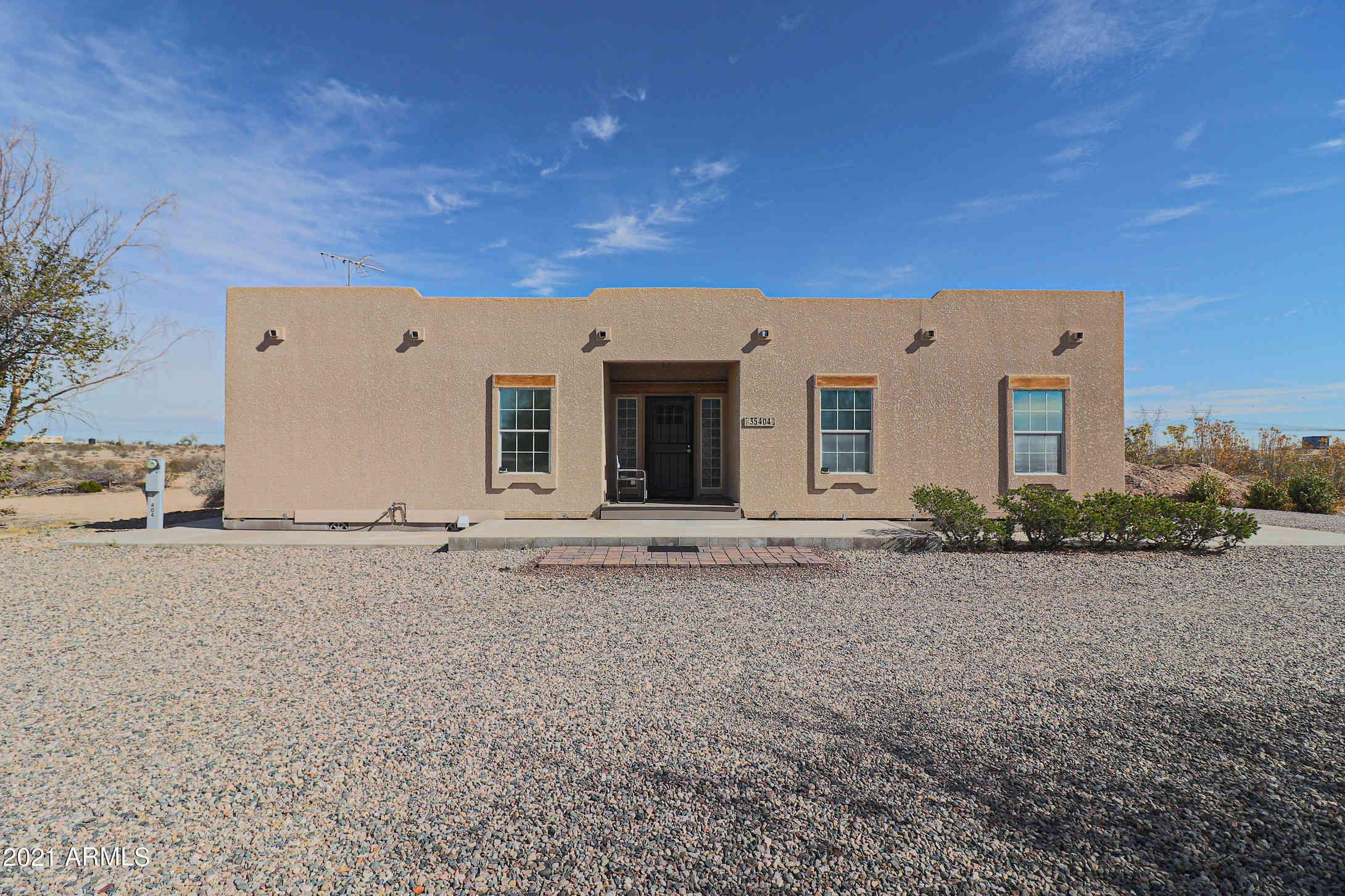 35404 W WAYLAND Drive, Tonopah, AZ, 85354,