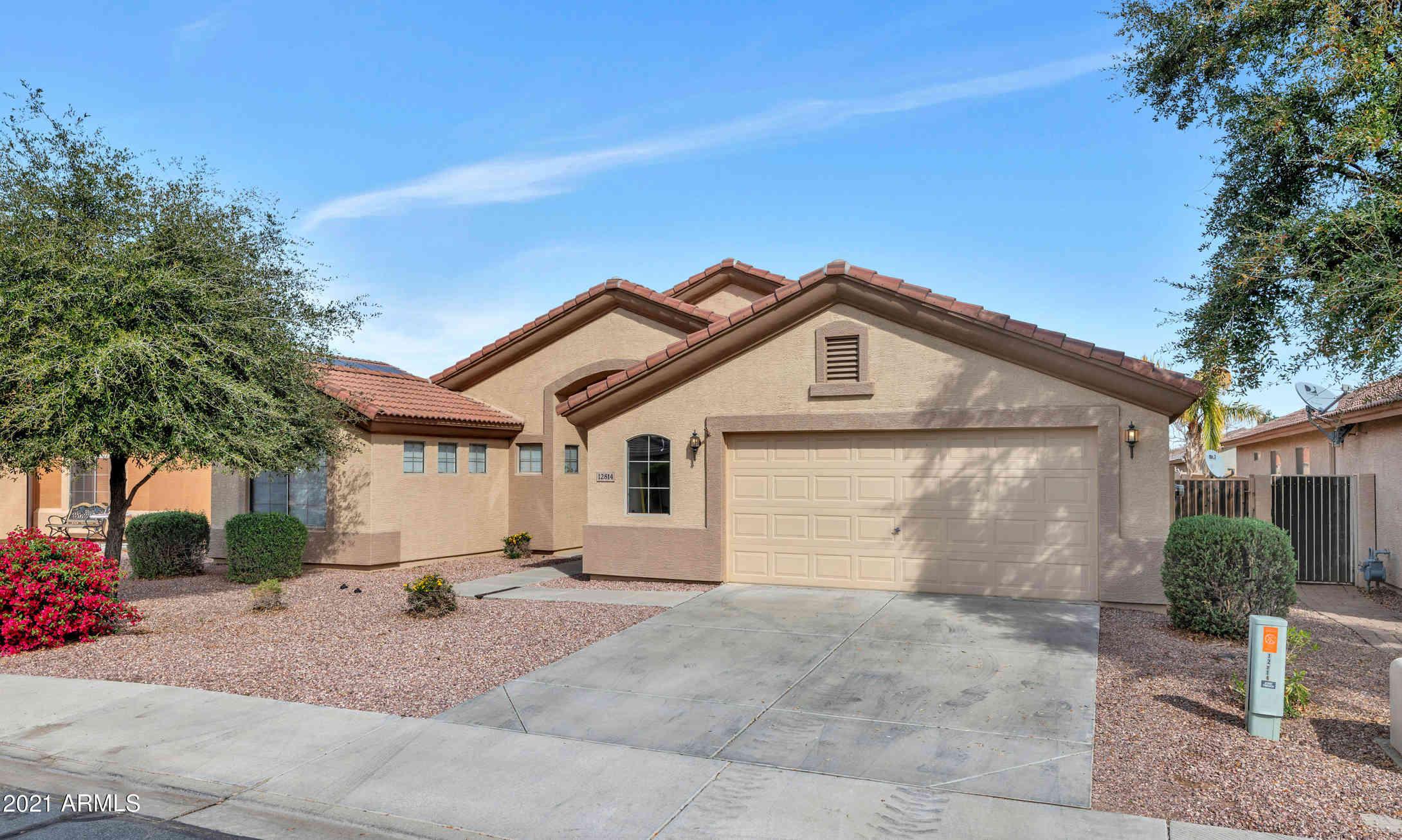 12814 W CORRINE Drive, El Mirage, AZ, 85335,