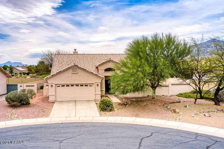 2204 EVENING SHADOW Court, Sierra Vista, AZ, 85650,