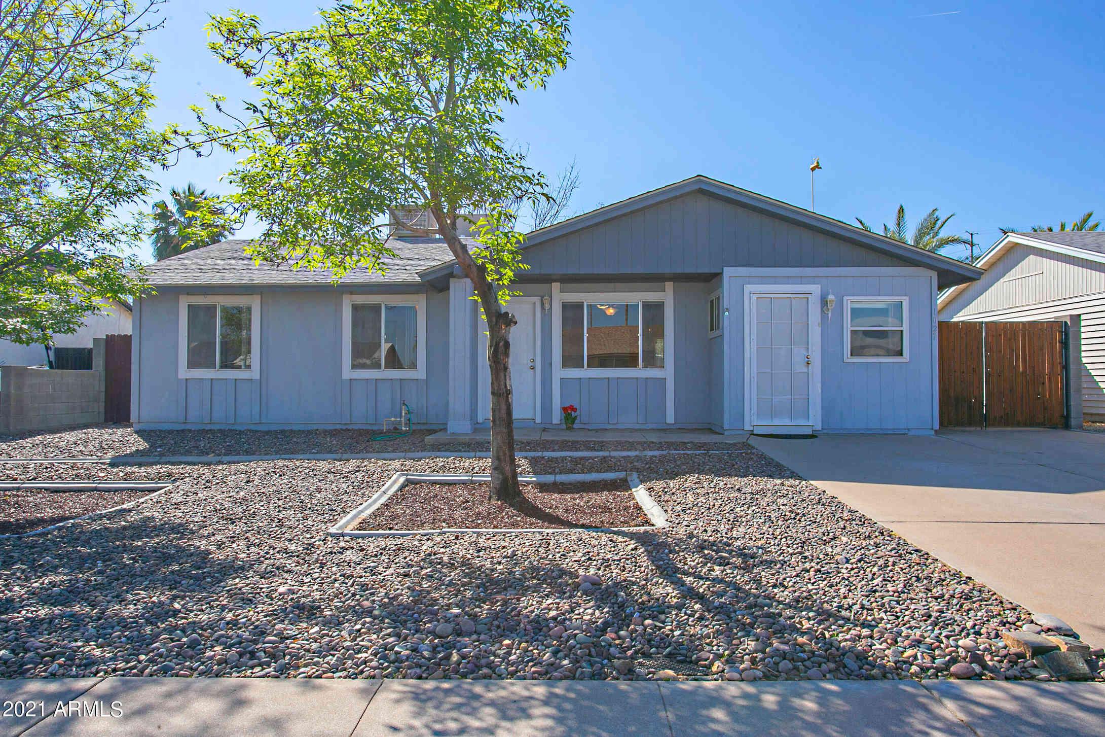 1027 W APOLLO Avenue, Tempe, AZ, 85283,