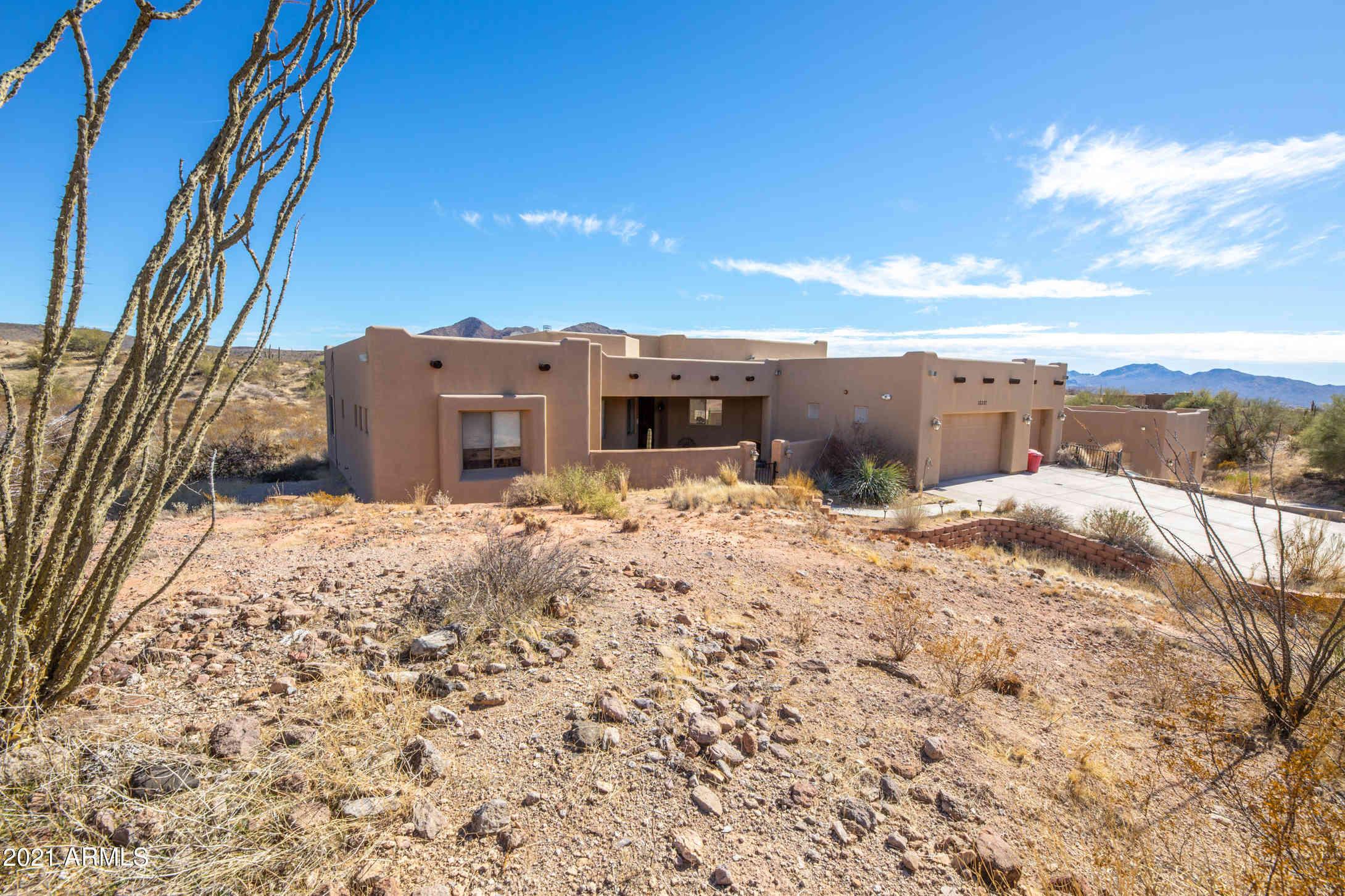 13327 N BLUE COYOTE Trail, Fort Mc Dowell, AZ, 85264,