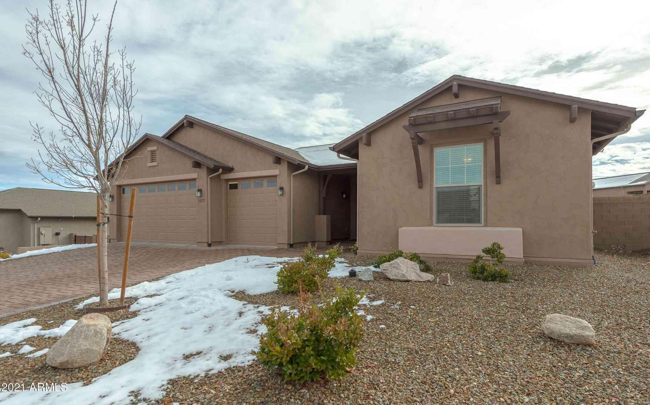 1577 E YORKSHIRE Avenue, Chino Valley, AZ, 86323,