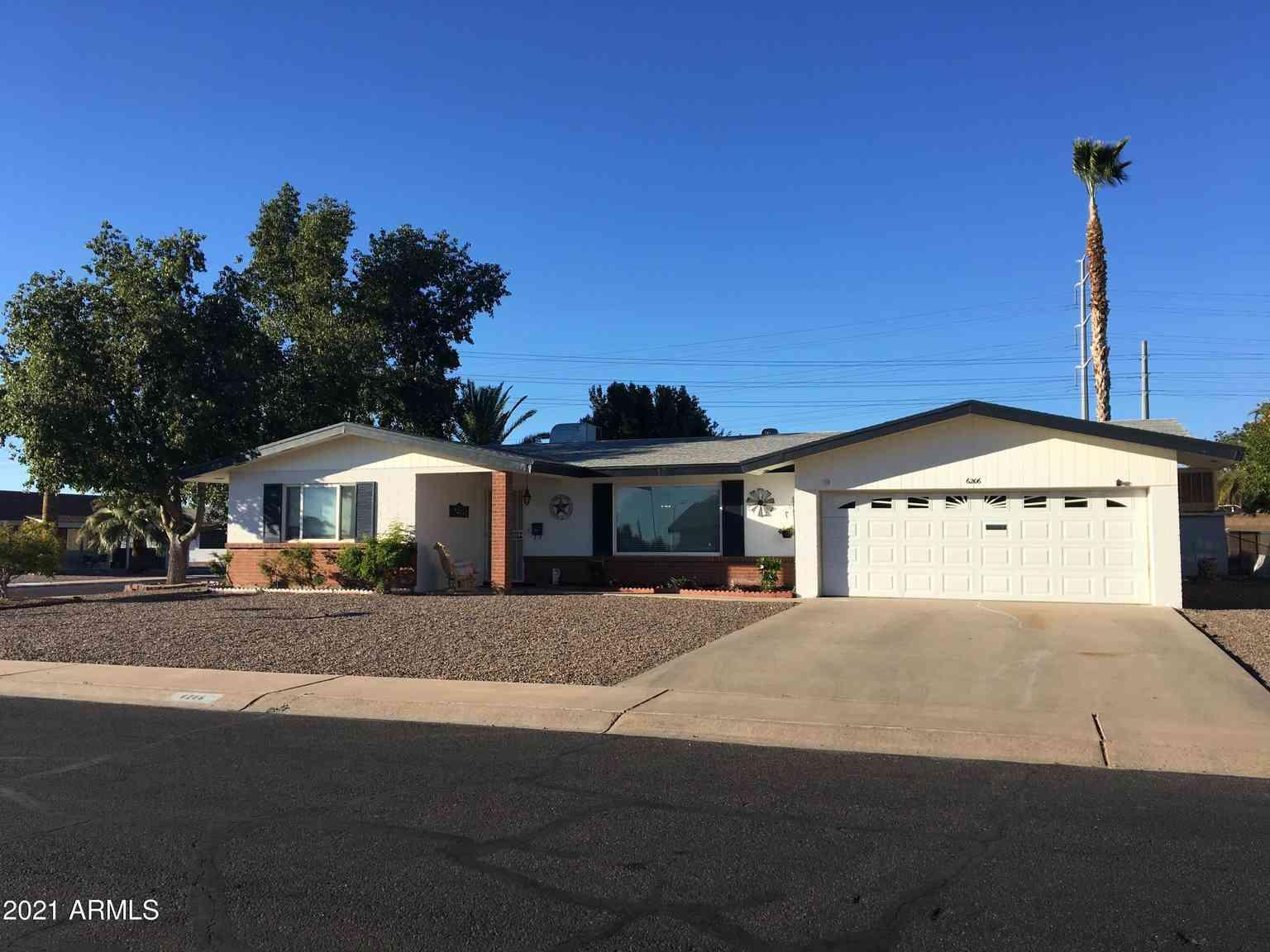 6206 E BUTTE Street, Mesa, AZ, 85205,