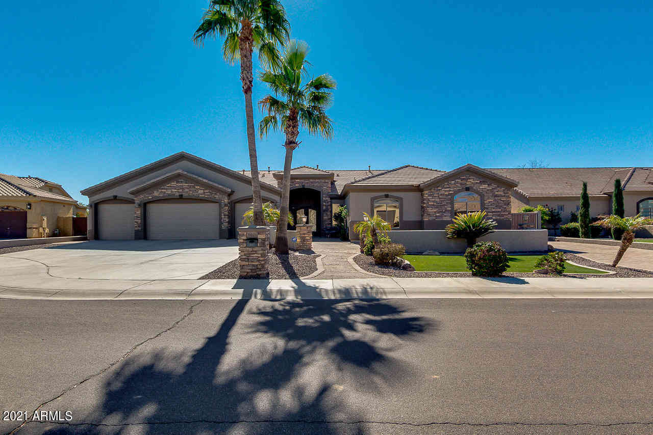 8021 W CAMINO DE ORO --, Peoria, AZ, 85383,
