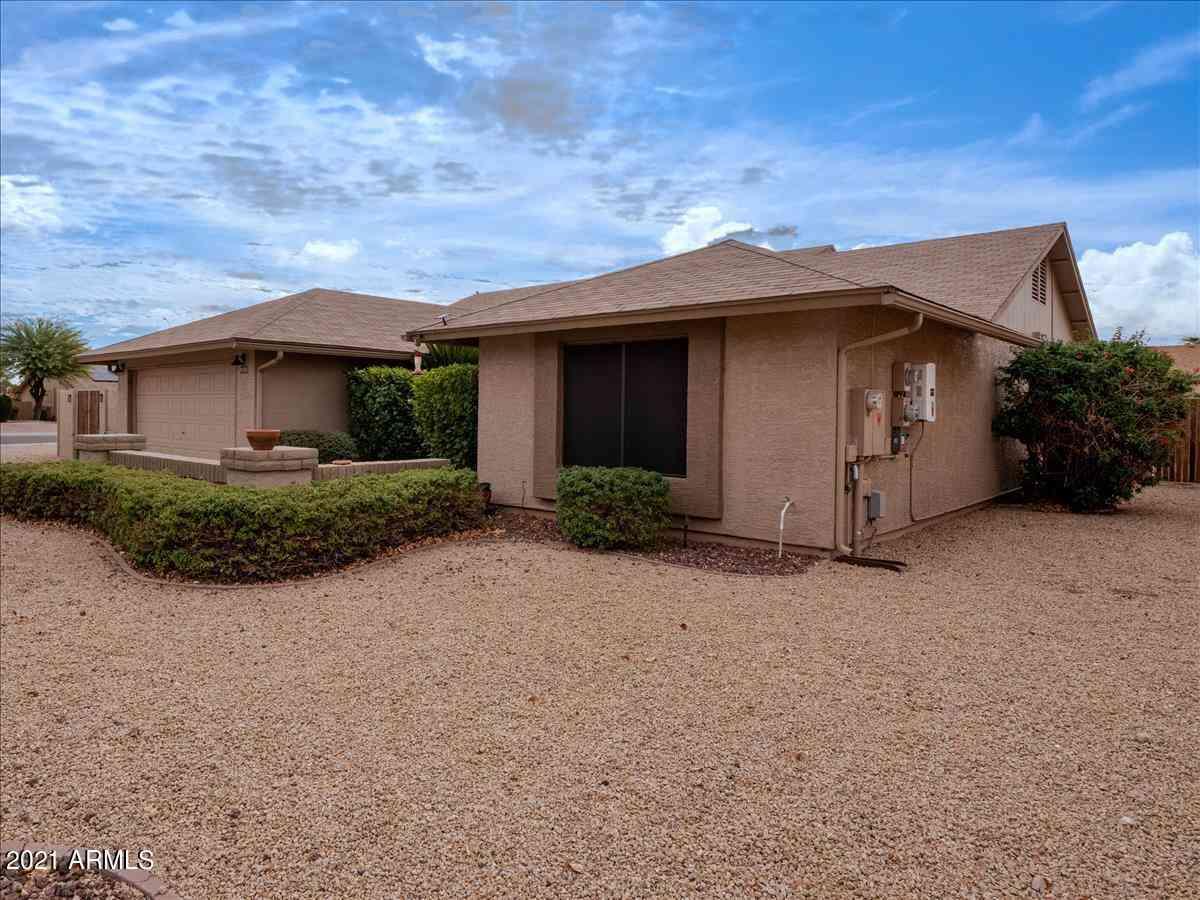 9755 W WESCOTT Drive, Peoria, AZ, 85382,