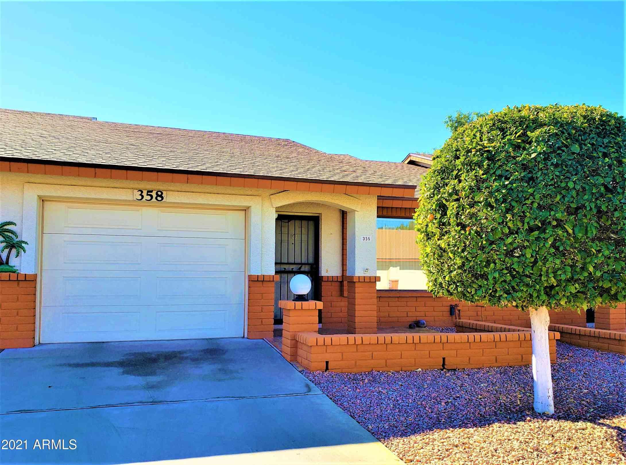 8160 E KEATS Avenue #358, Mesa, AZ, 85209,