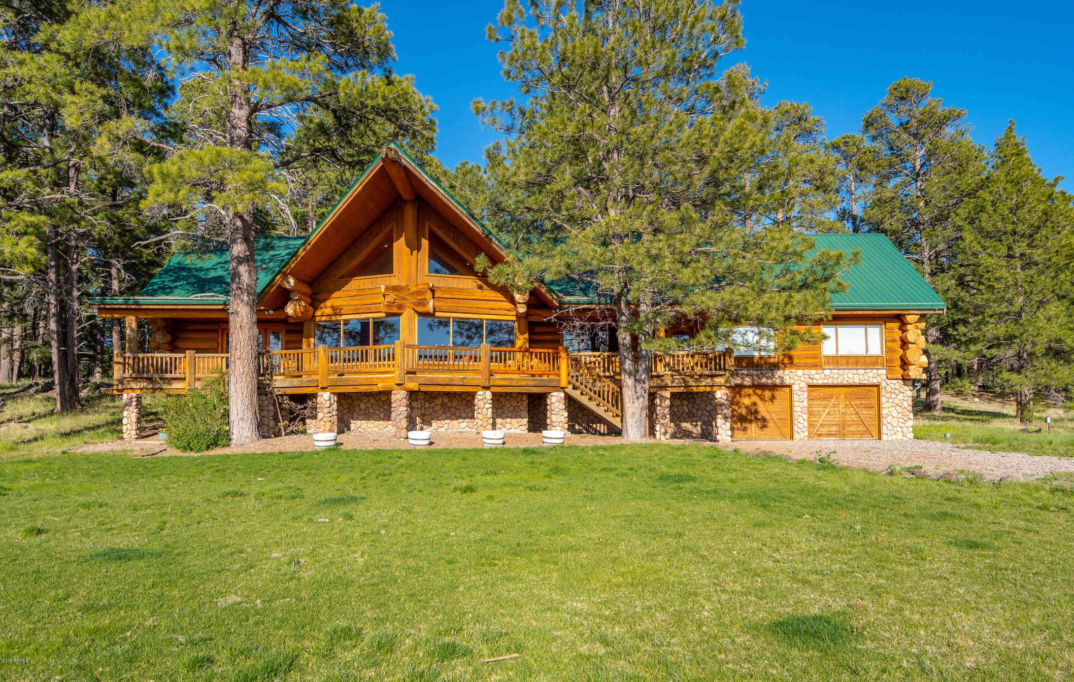 482 W LAKE SHORE Drive, Mormon Lake, AZ, 86038,