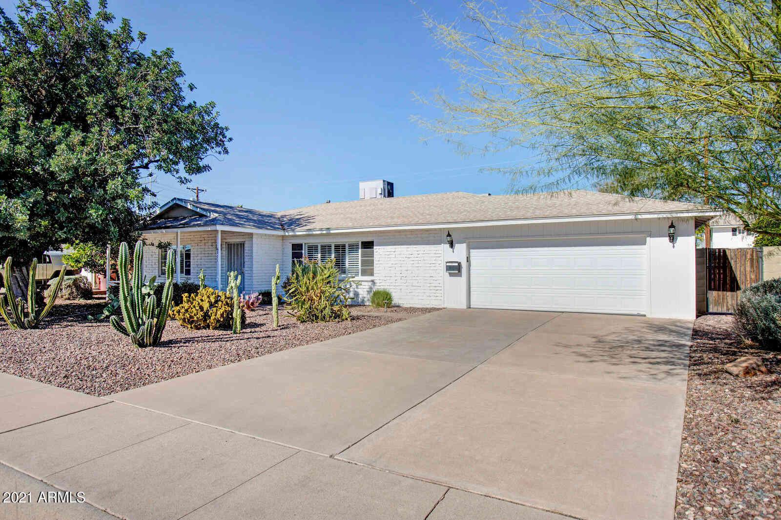 6702 E MONTE VISTA Road, Scottsdale, AZ, 85257,