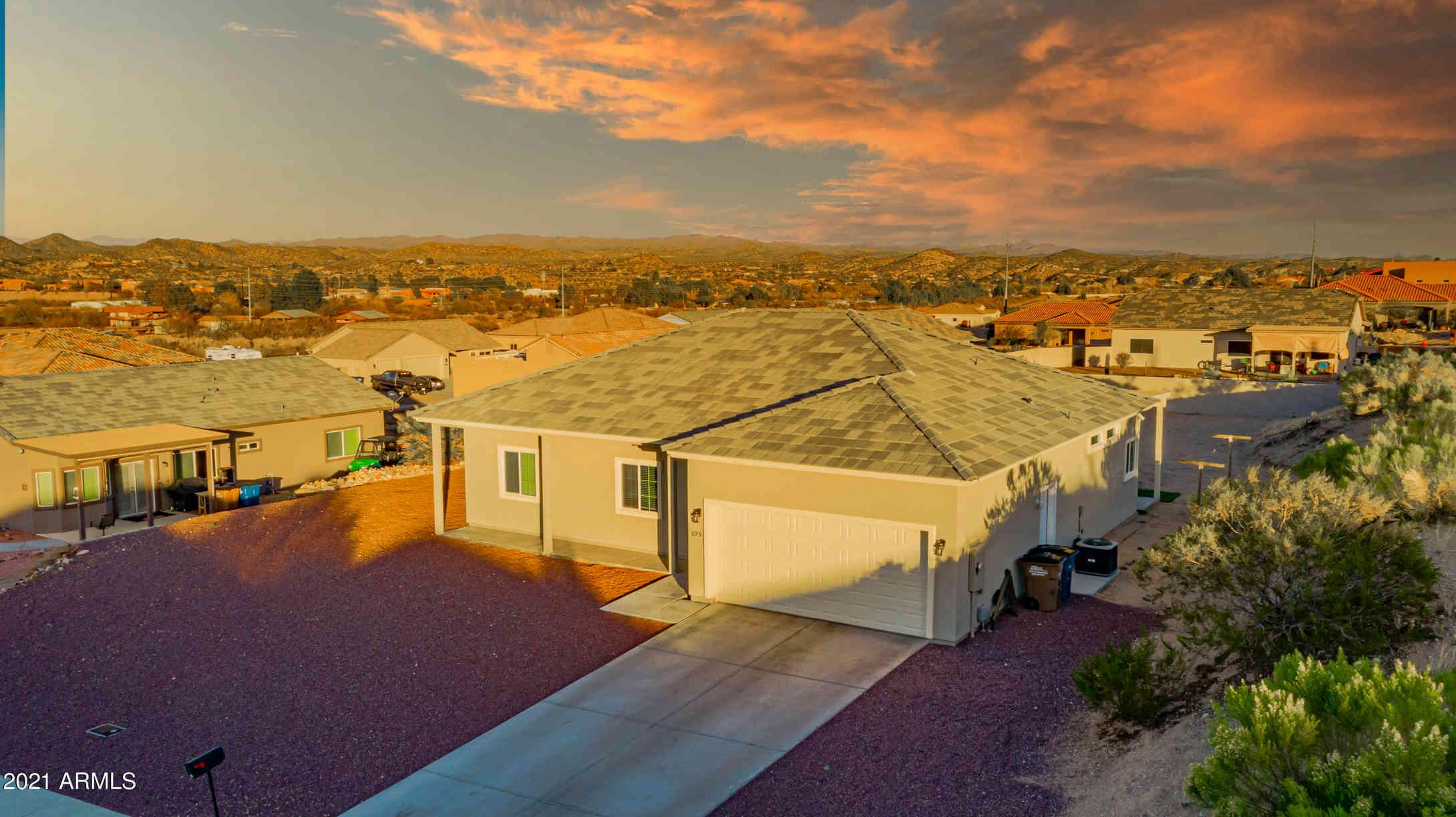 695 N ATCHISON Circle, Wickenburg, AZ, 85390,
