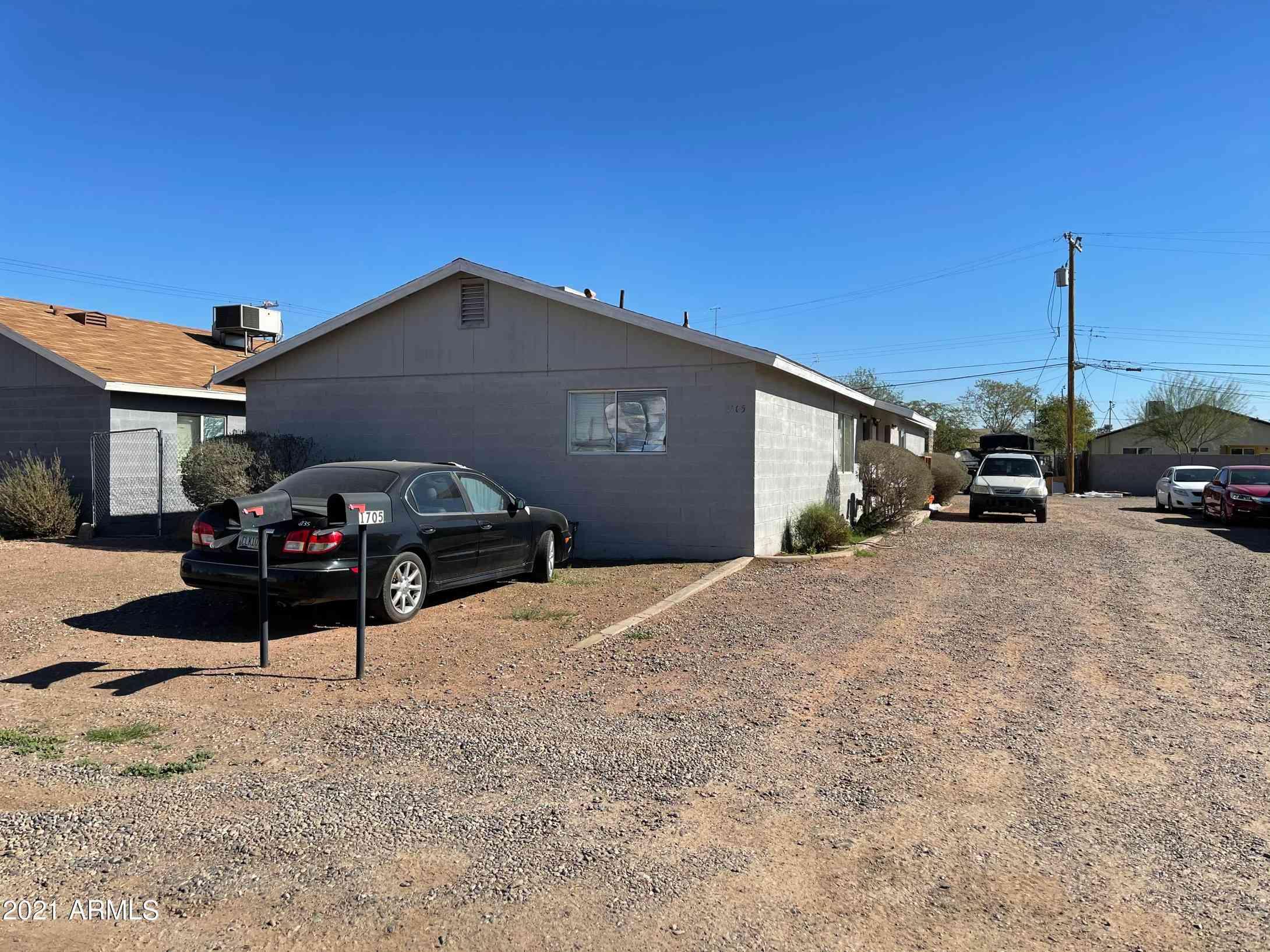 1705 S 2ND Place, Phoenix, AZ, 85004,