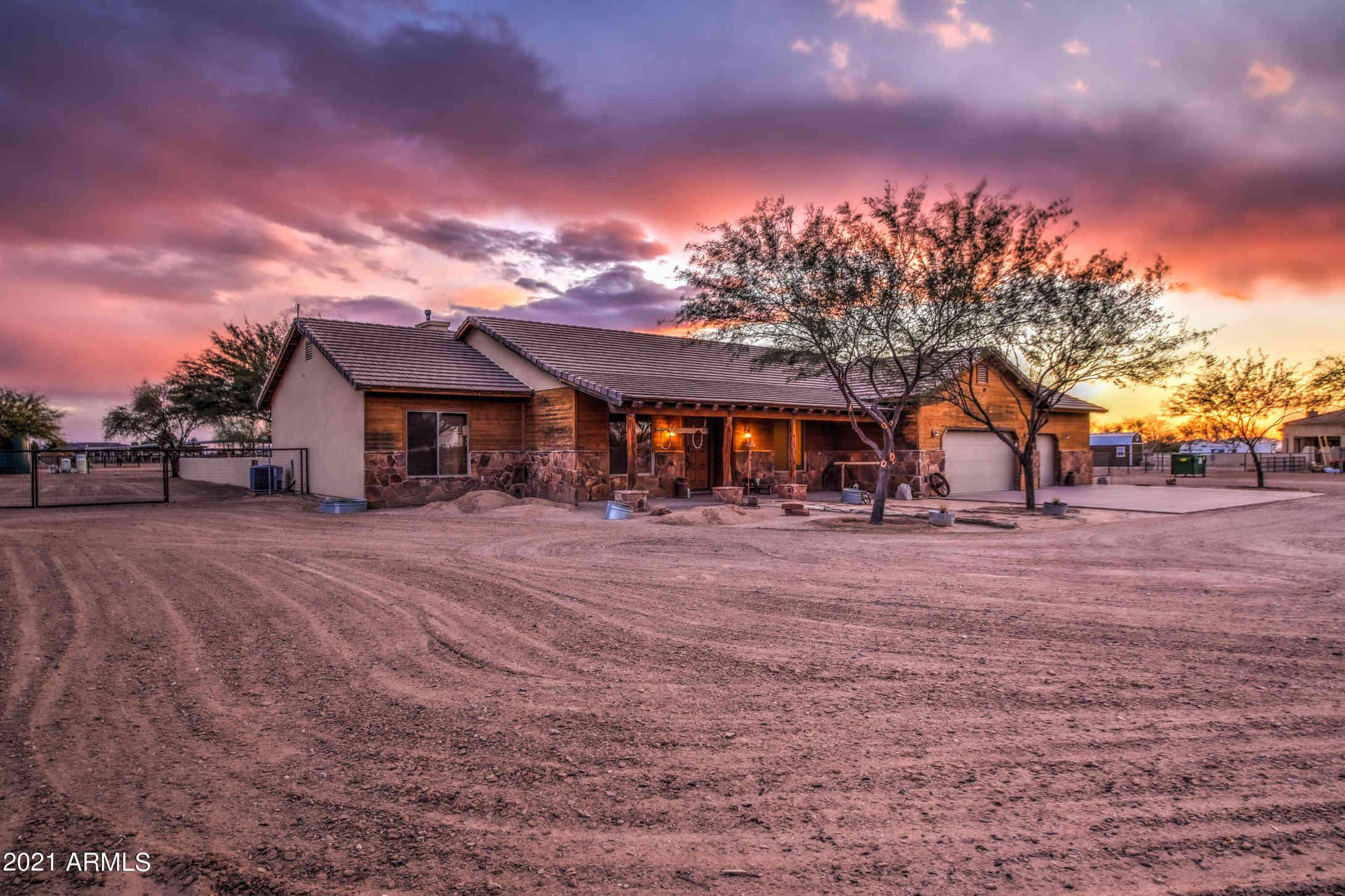 34415 W JO BLANCA Road, Stanfield, AZ, 85172,