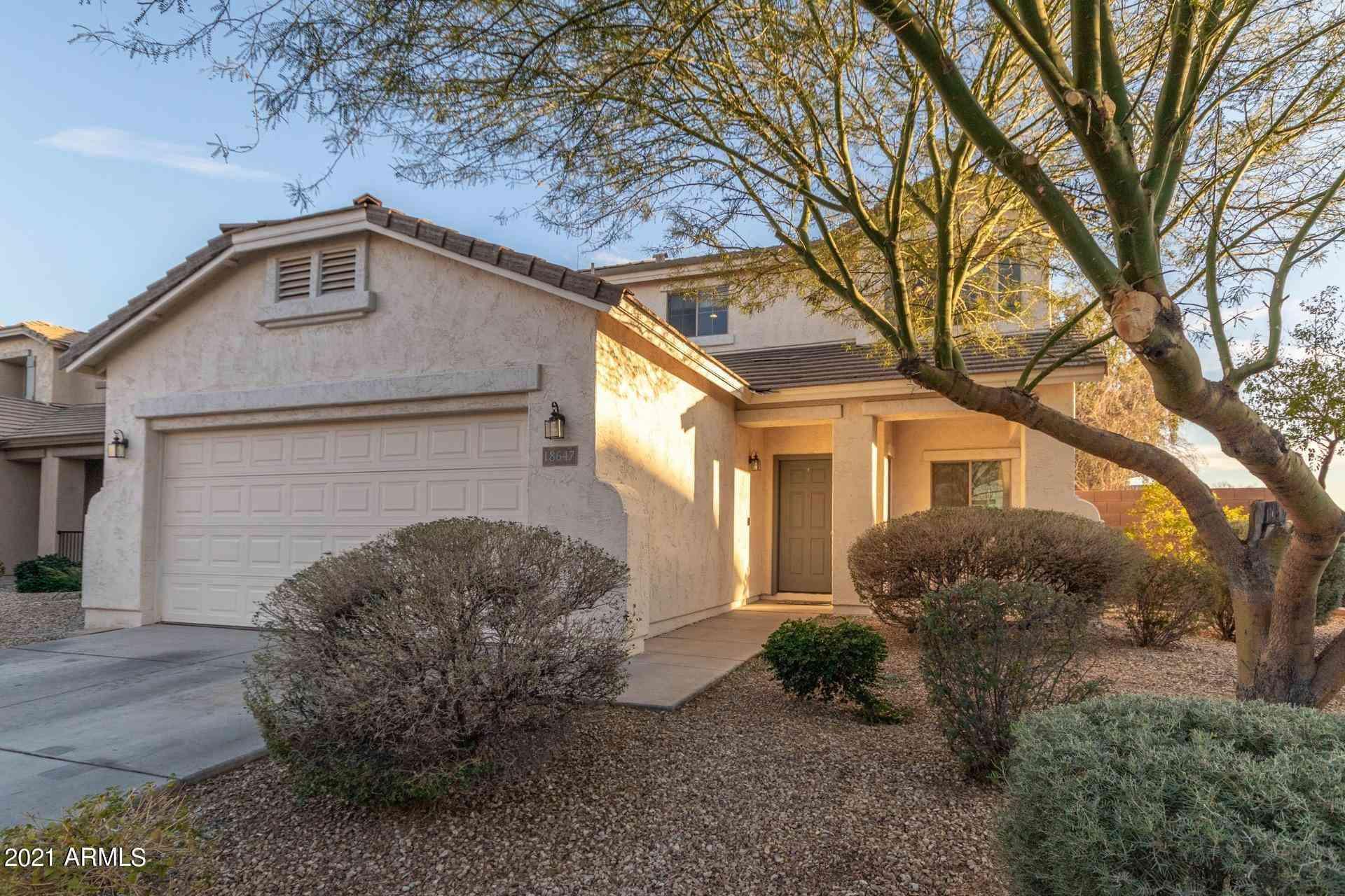 18647 W SUNNYSLOPE Lane, Waddell, AZ, 85355,