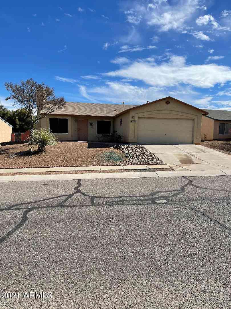 8988 E MAYBERRY Drive, Tucson, AZ, 85730,