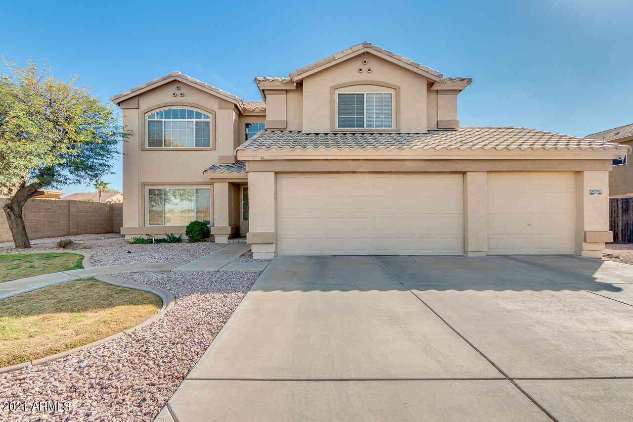 12421 W CANTERBURY Drive, El Mirage, AZ, 85335,