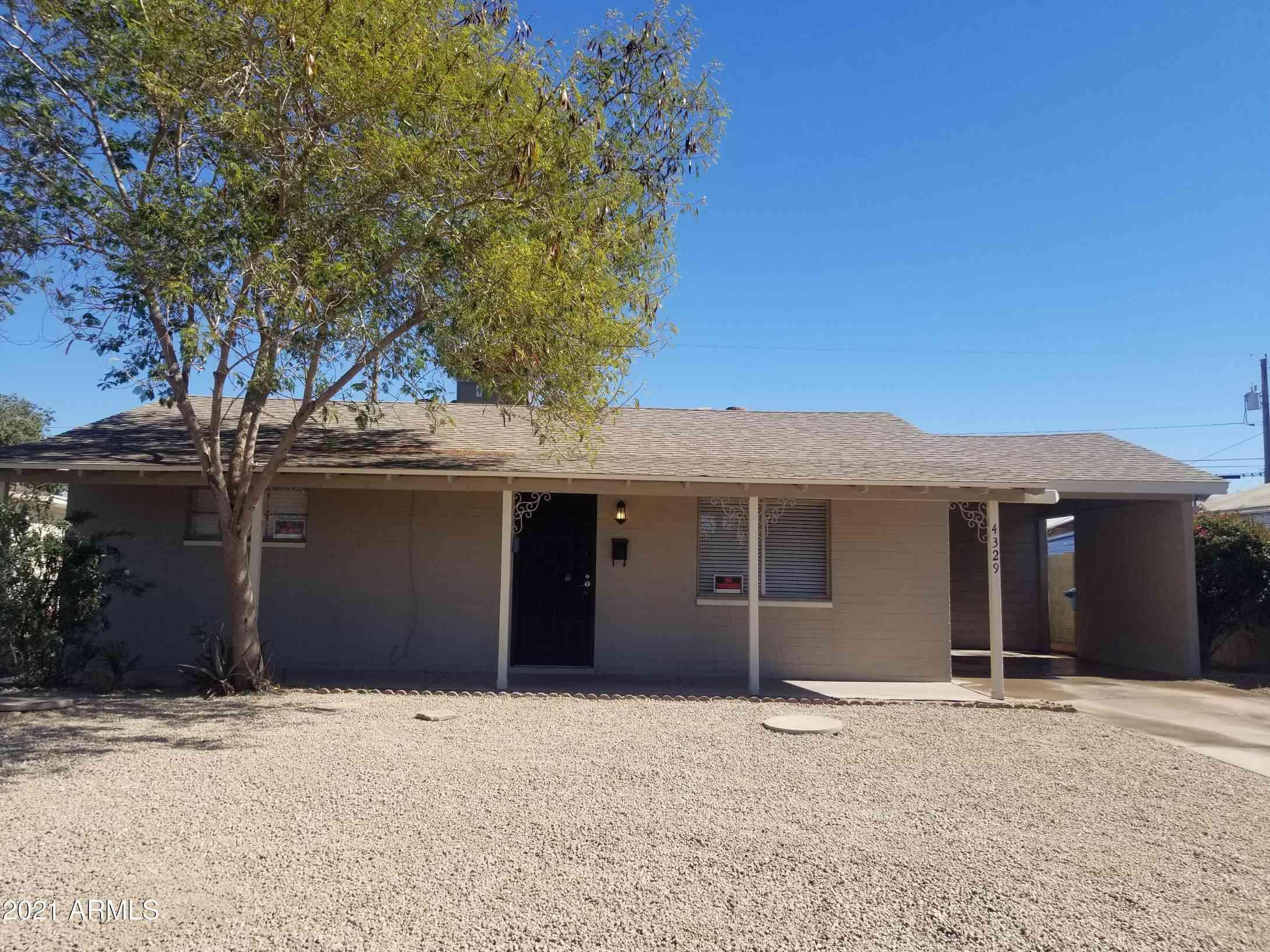 4329 N 31ST Avenue, Phoenix, AZ, 85017,
