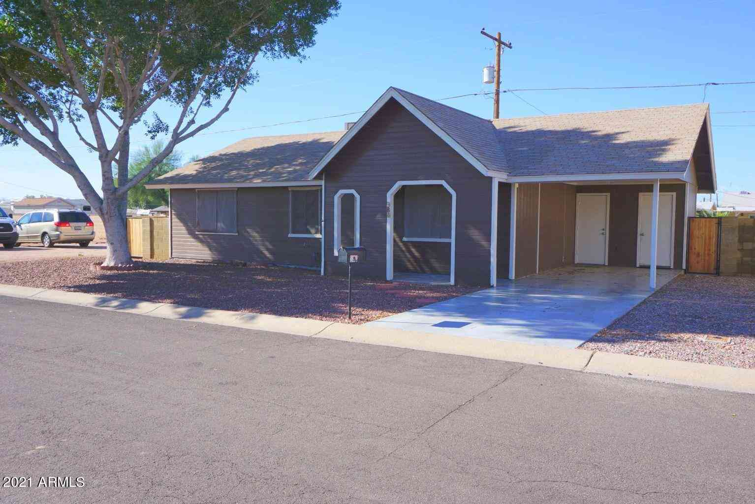 380 S STARDUST Lane, Apache Junction, AZ, 85120,